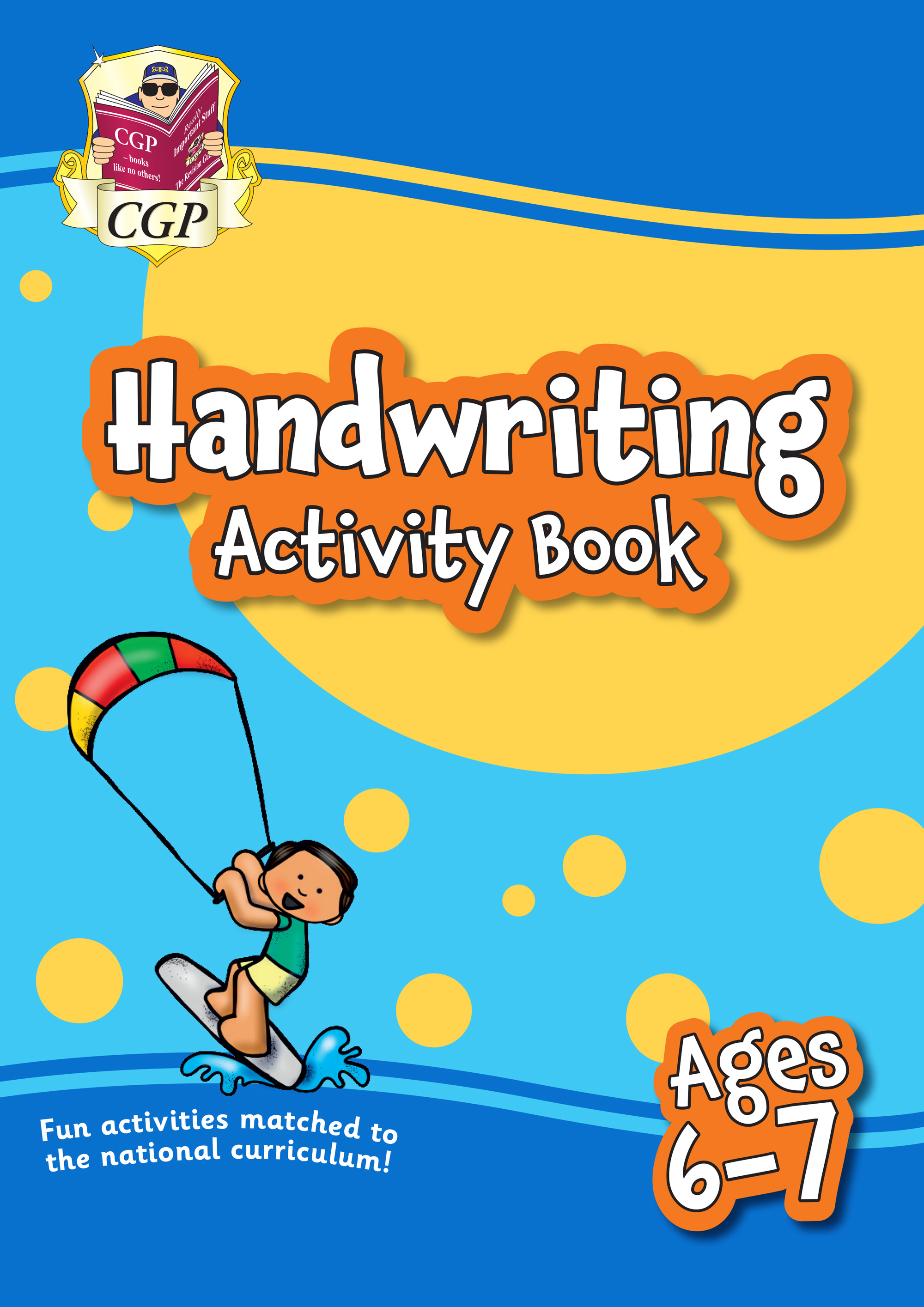 EPF2H11 - New Handwriting Home Learning Activity Book for Ages 6-7