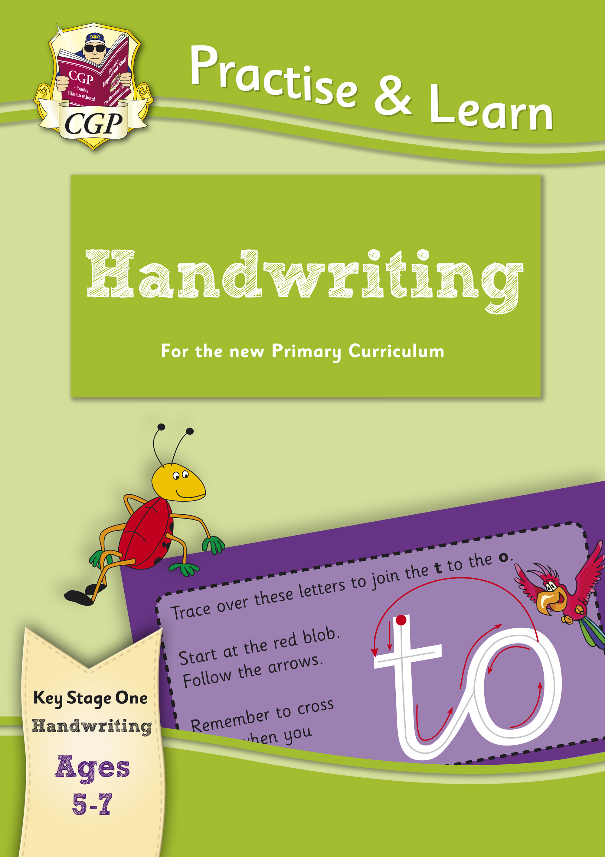 EPH12 - New Practise & Learn: Handwriting for Ages 5-7