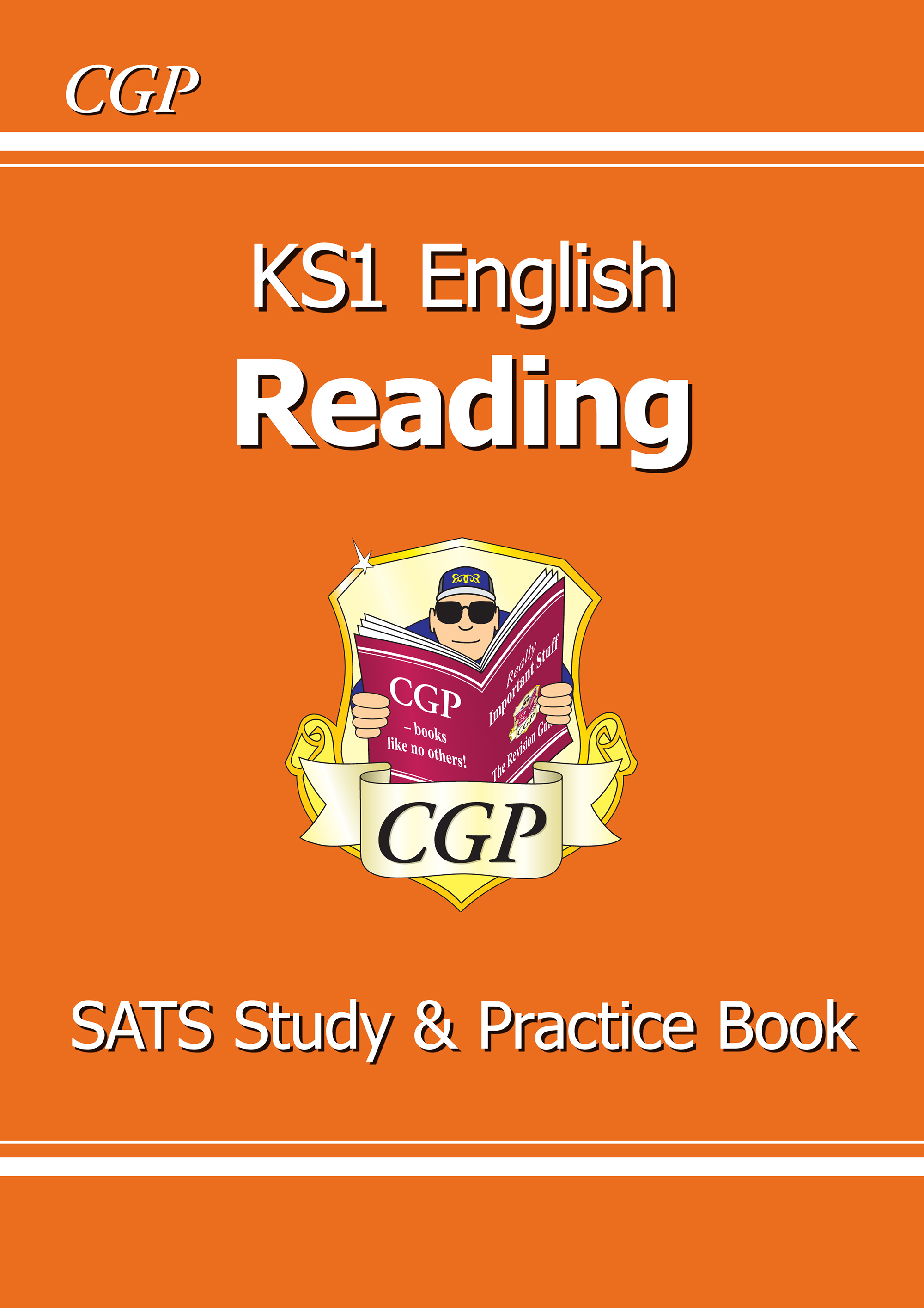 ERR11 - KS1 English Reading Study & Practice Book