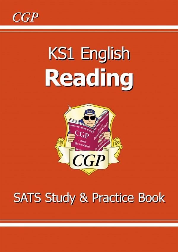 ERR11DK - KS1 English Reading Study & Practice Book