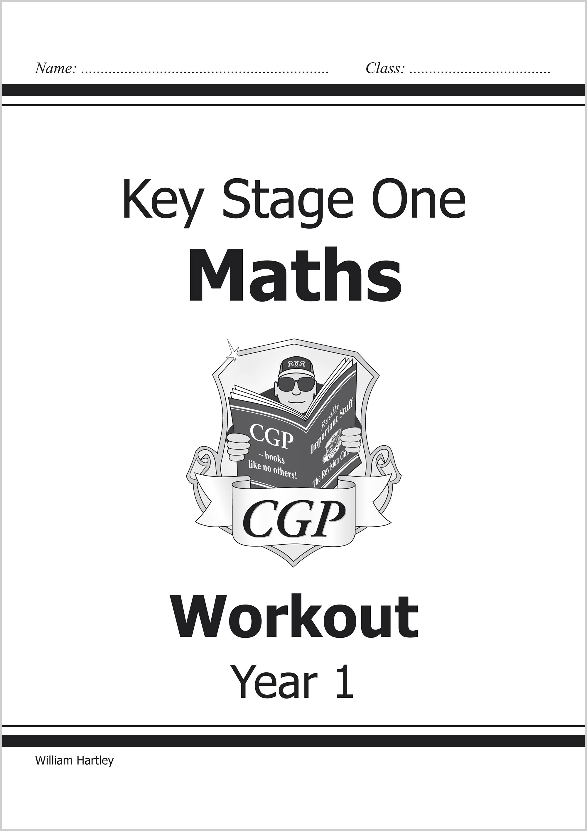 M1W11 - KS1 Maths Workout - Year 1