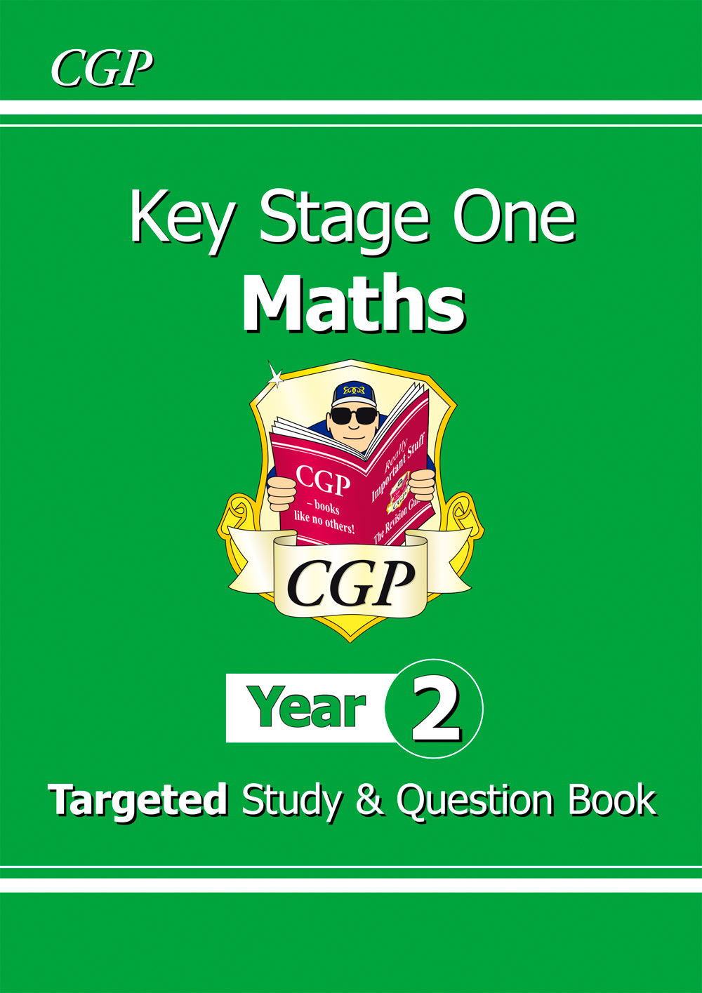 M2R11 - KS1 Maths Targeted Study & Question Book - Year 2