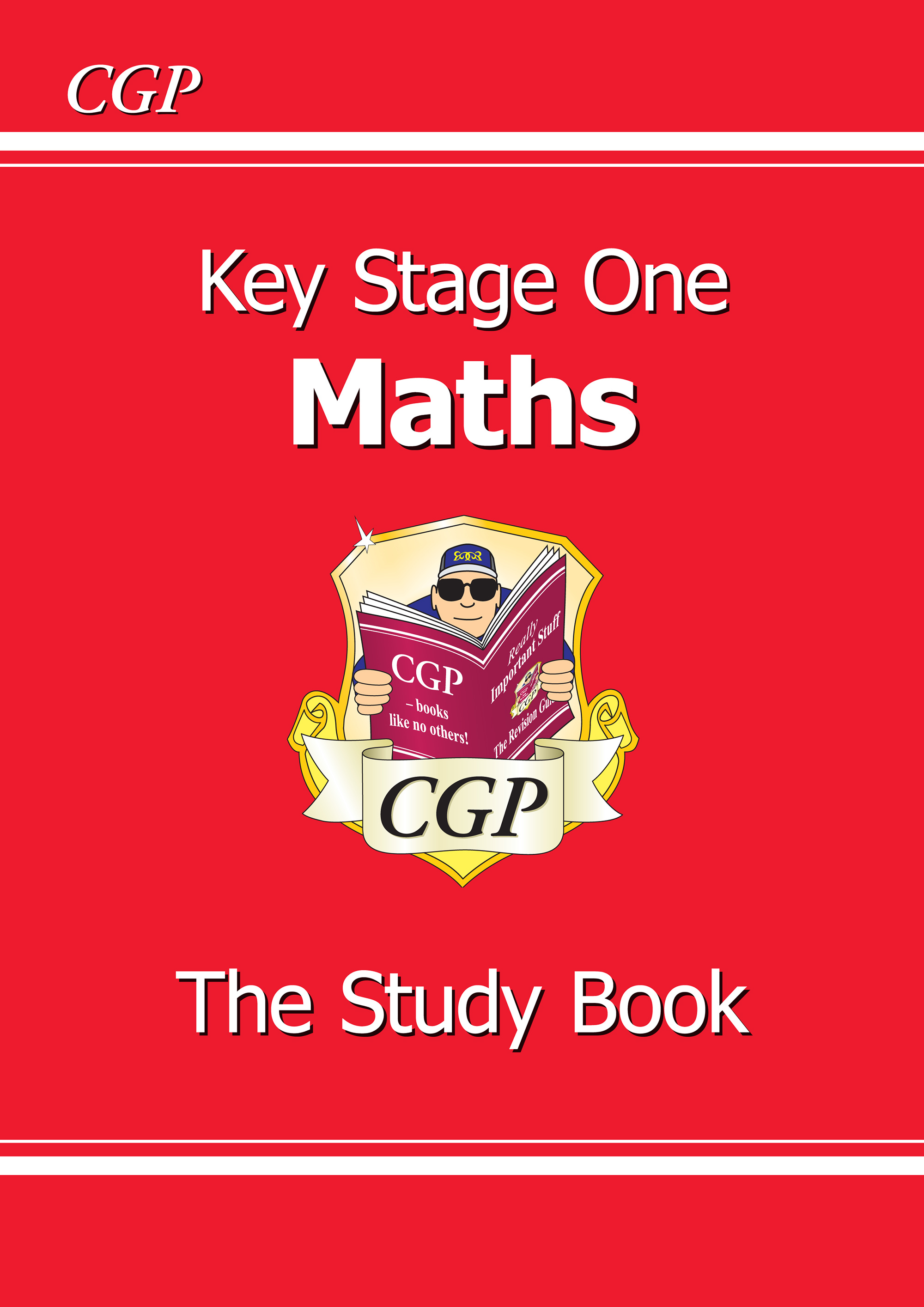 MHR12 - KS1 Maths Study Book