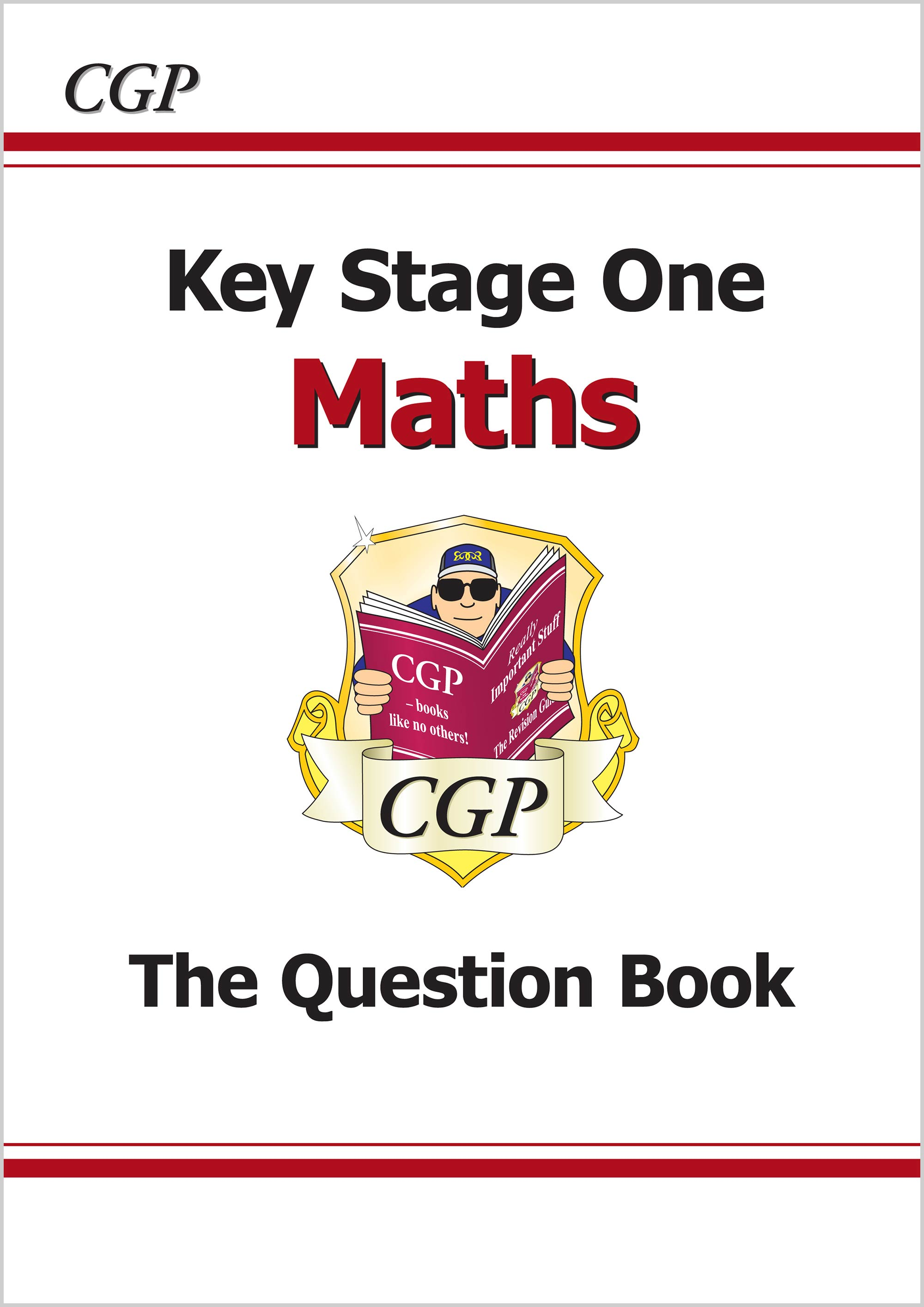 MHW12 - KS1 Maths Question Book