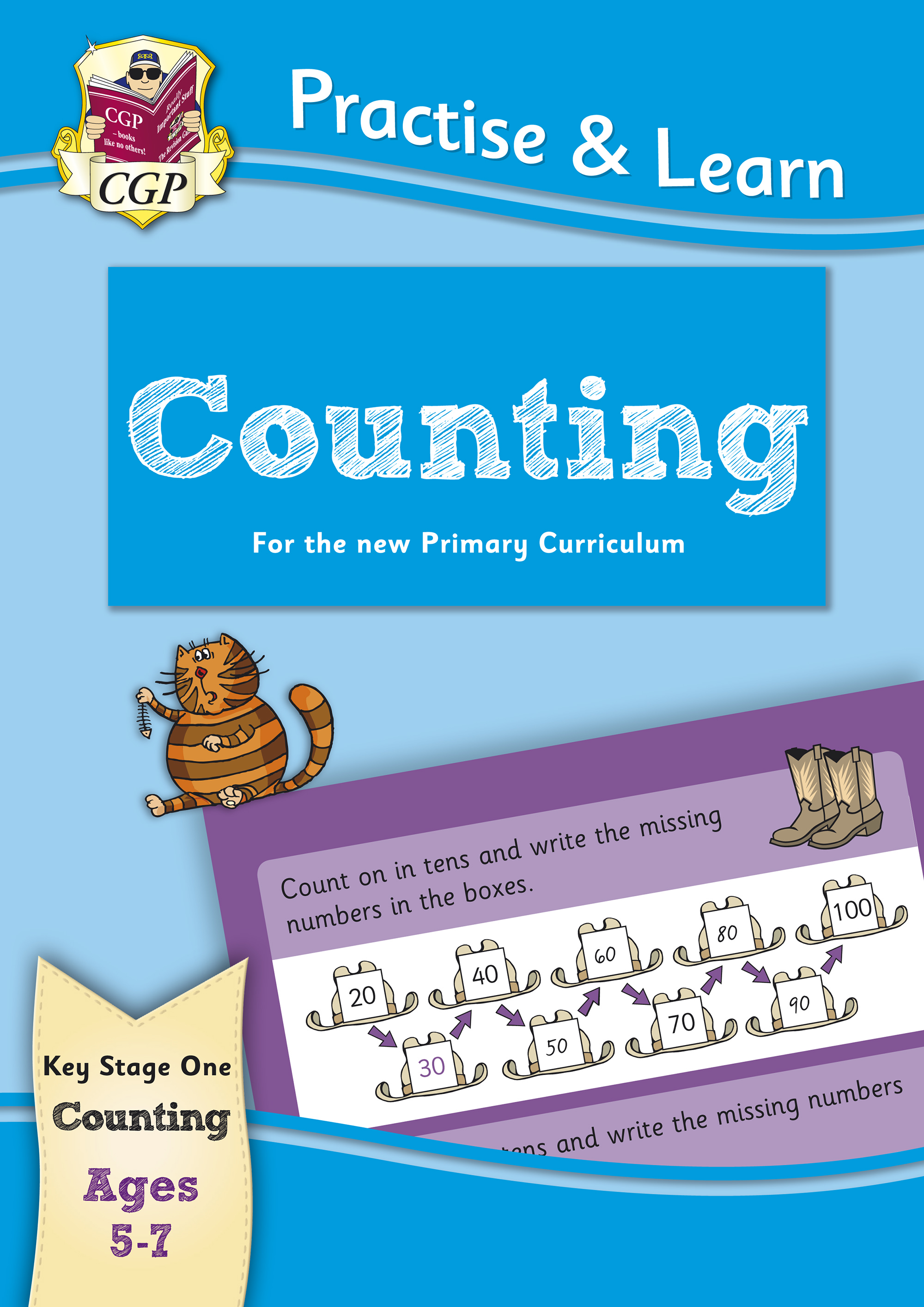 MPCN12 - New Practise & Learn: Counting for Ages 5-7