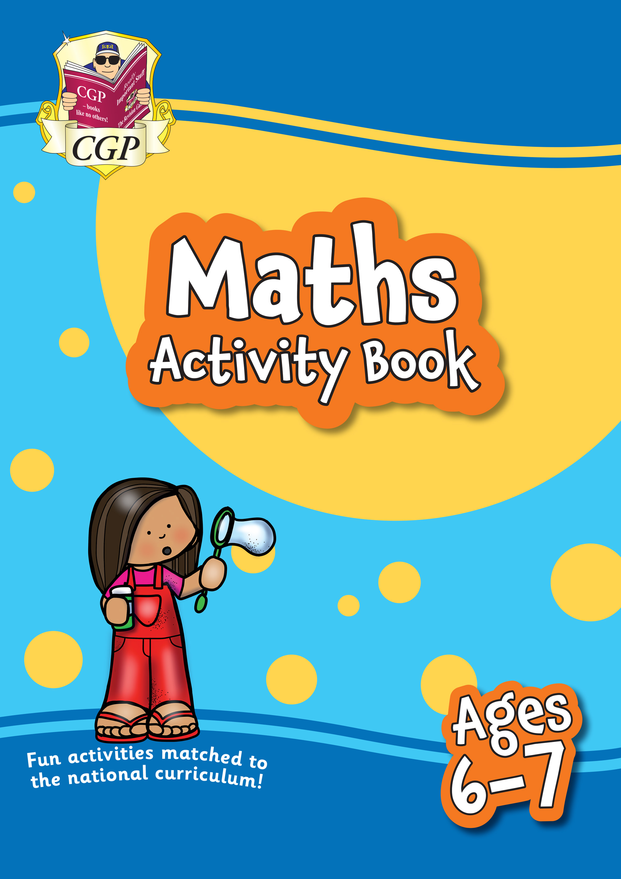 MPF2Q11 - New Maths Activity Book for Ages 6-7: perfect for back-to-school catch-up
