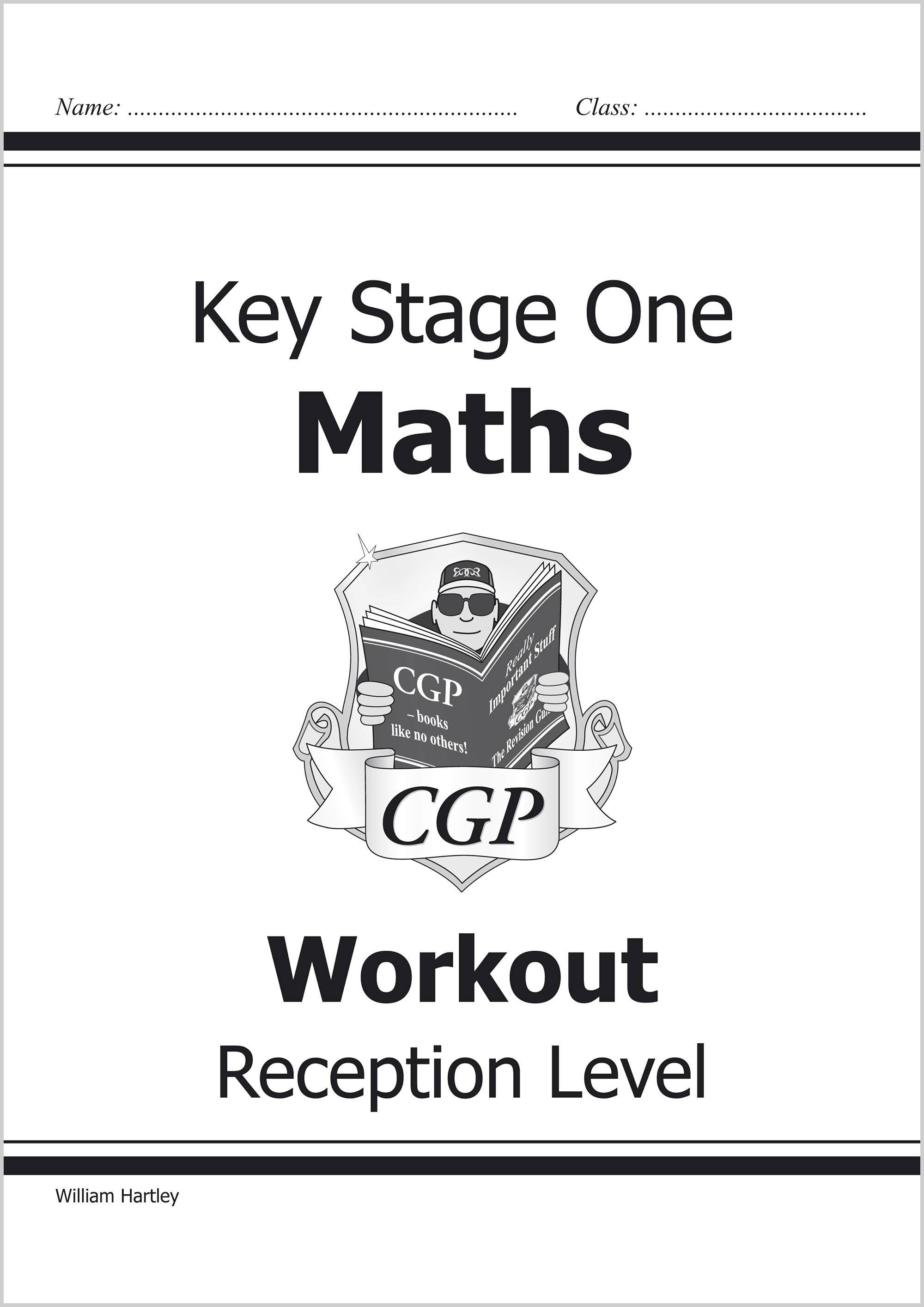 MRW11 - Reception Maths Workout