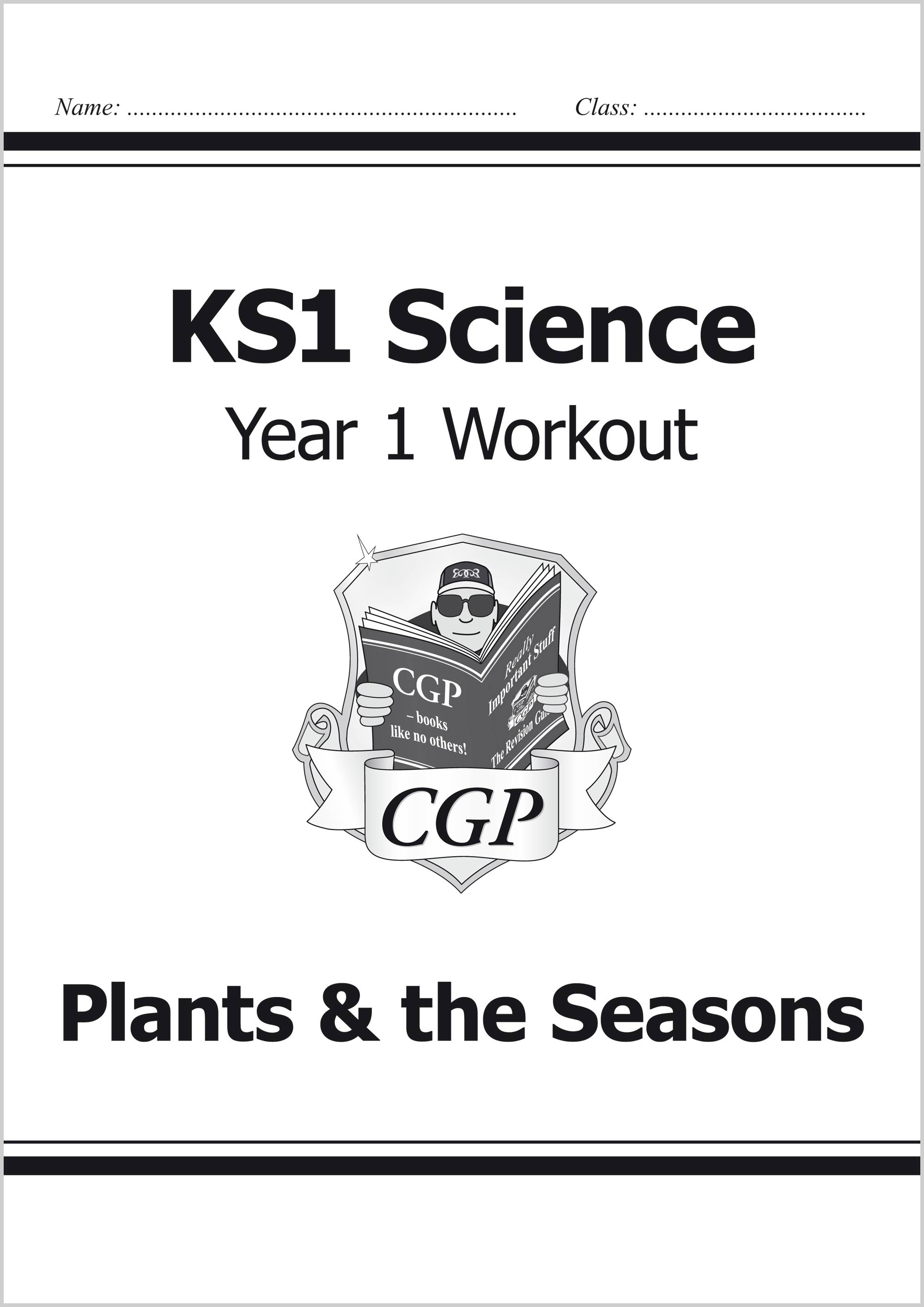 S1A11 - KS1 Science Year One Workout: Plants & the Seasons