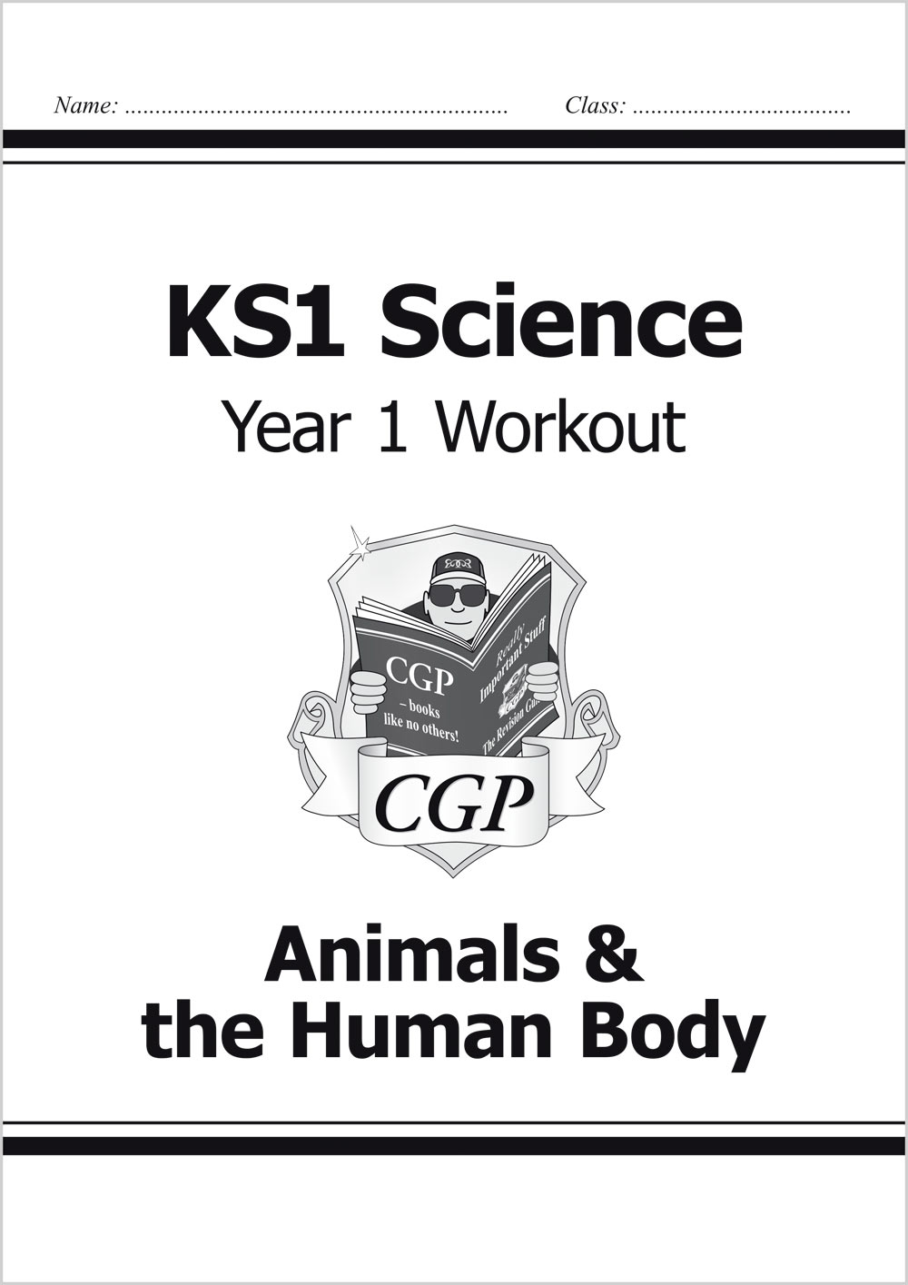 S1B11 - KS1 Science Year One Workout: Animals & the Human Body