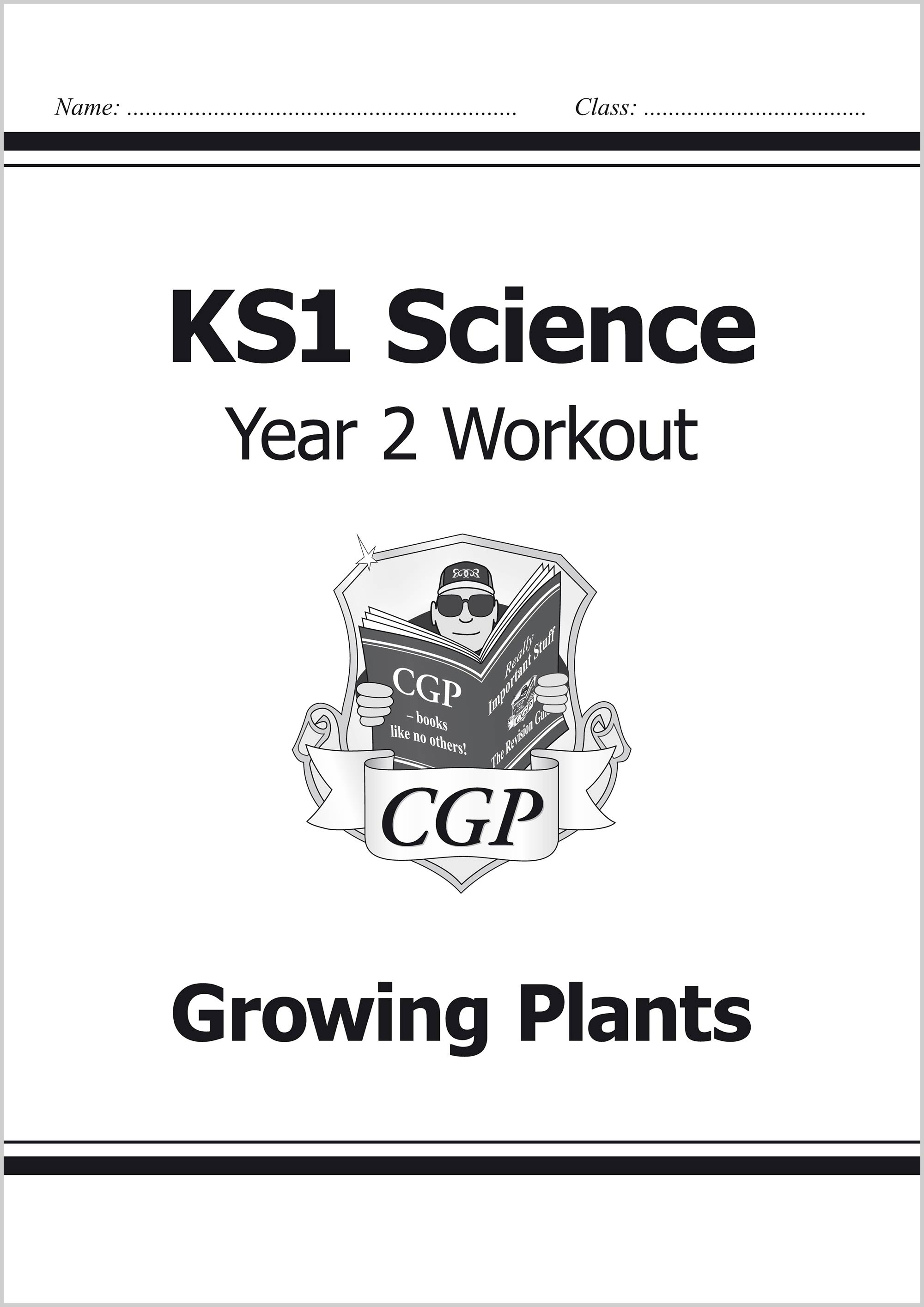 S2B11 - KS1 Science Year Two Workout: Growing Plants