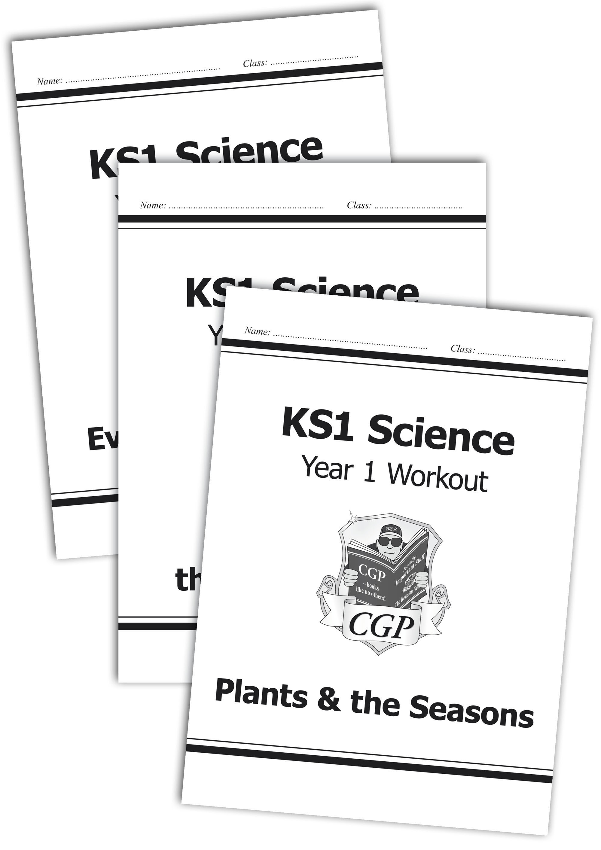 SWB111 - KS1 Science Year 1 Workout Bundle