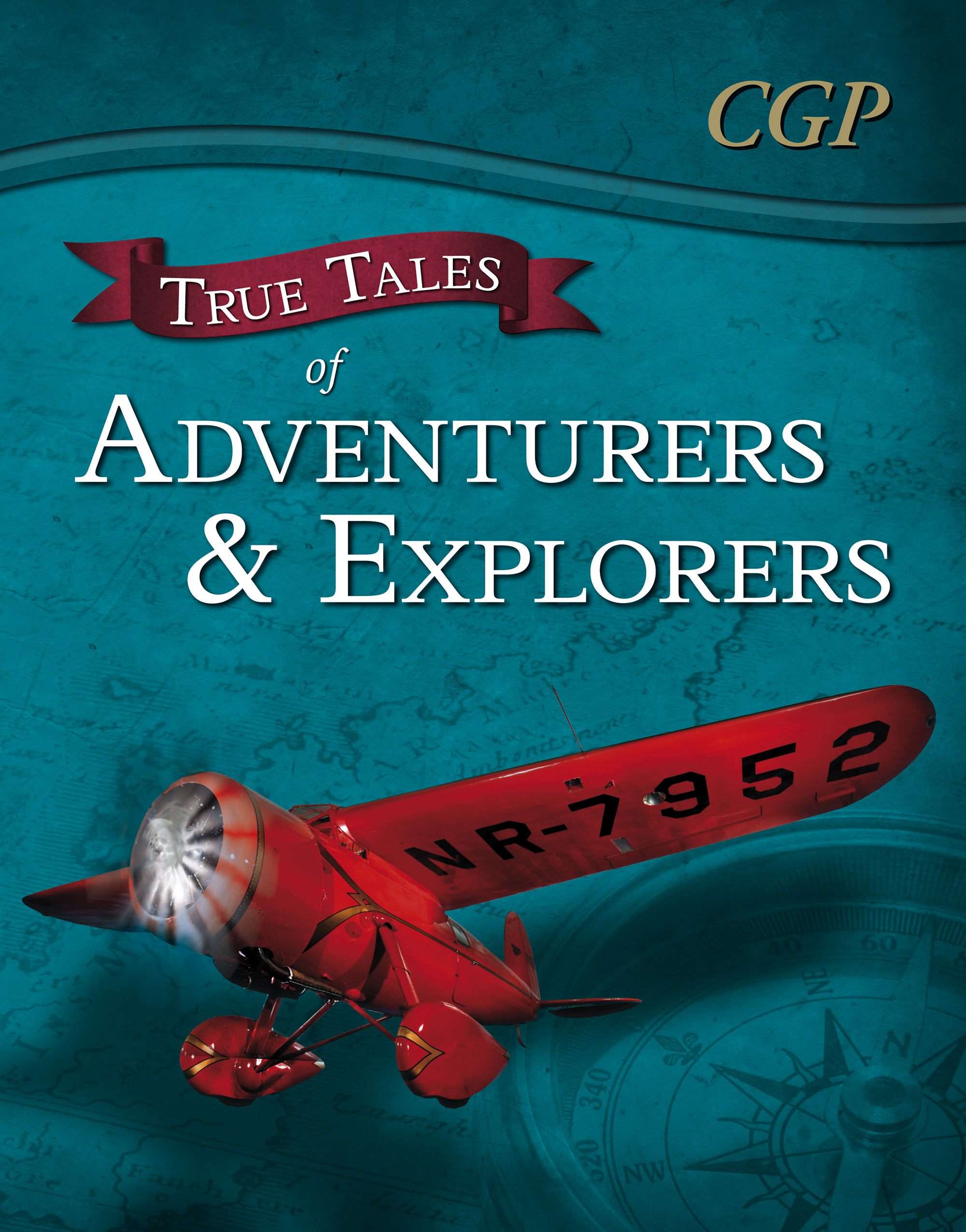 AAR21 - True Tales of Adventurers & Explorers — Reading Book: Zhang Qian, Livingstone, Bly & Earhart