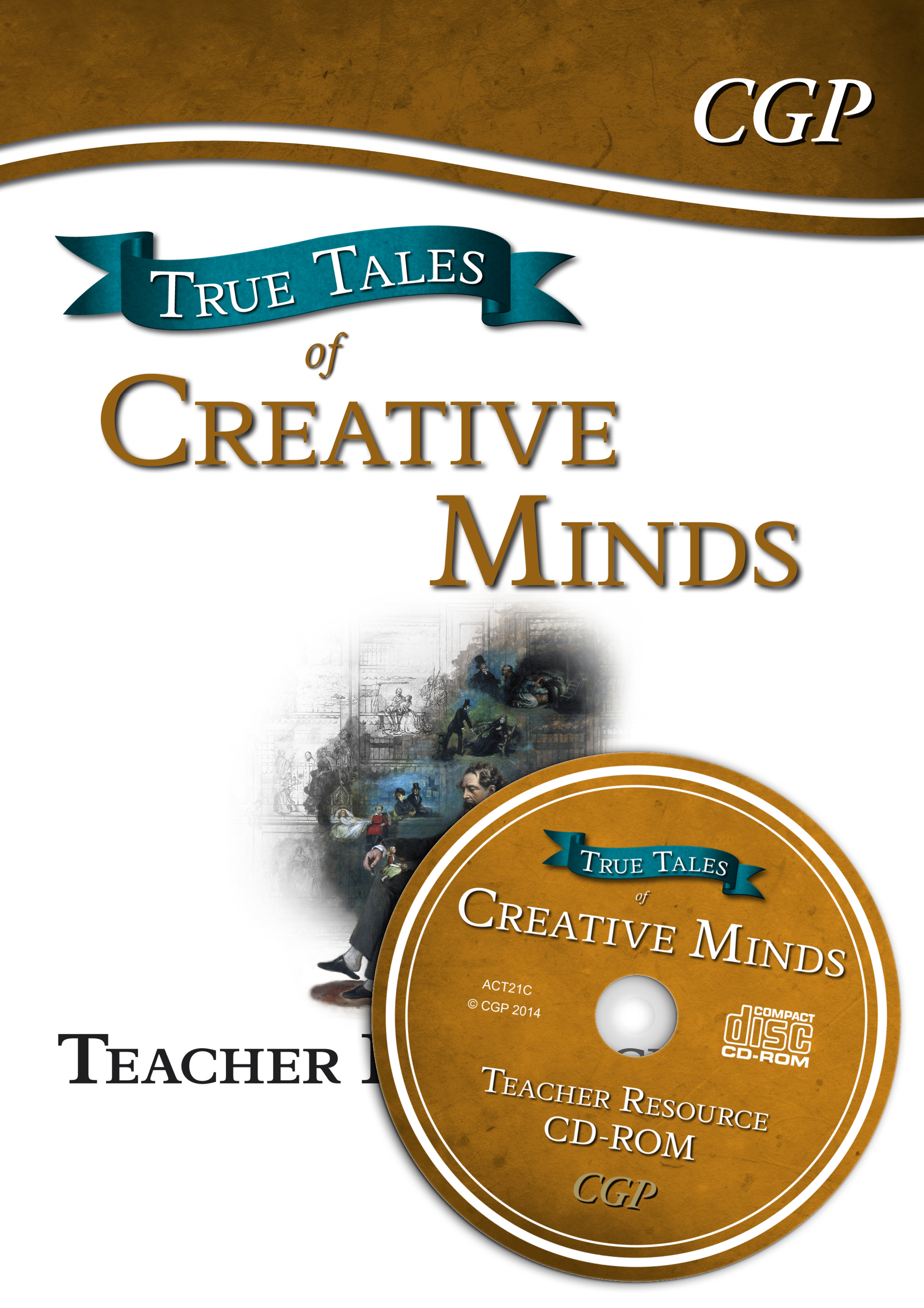ACT21 - True Tales of Creative Minds — Guided Reading Teacher Resource Pack