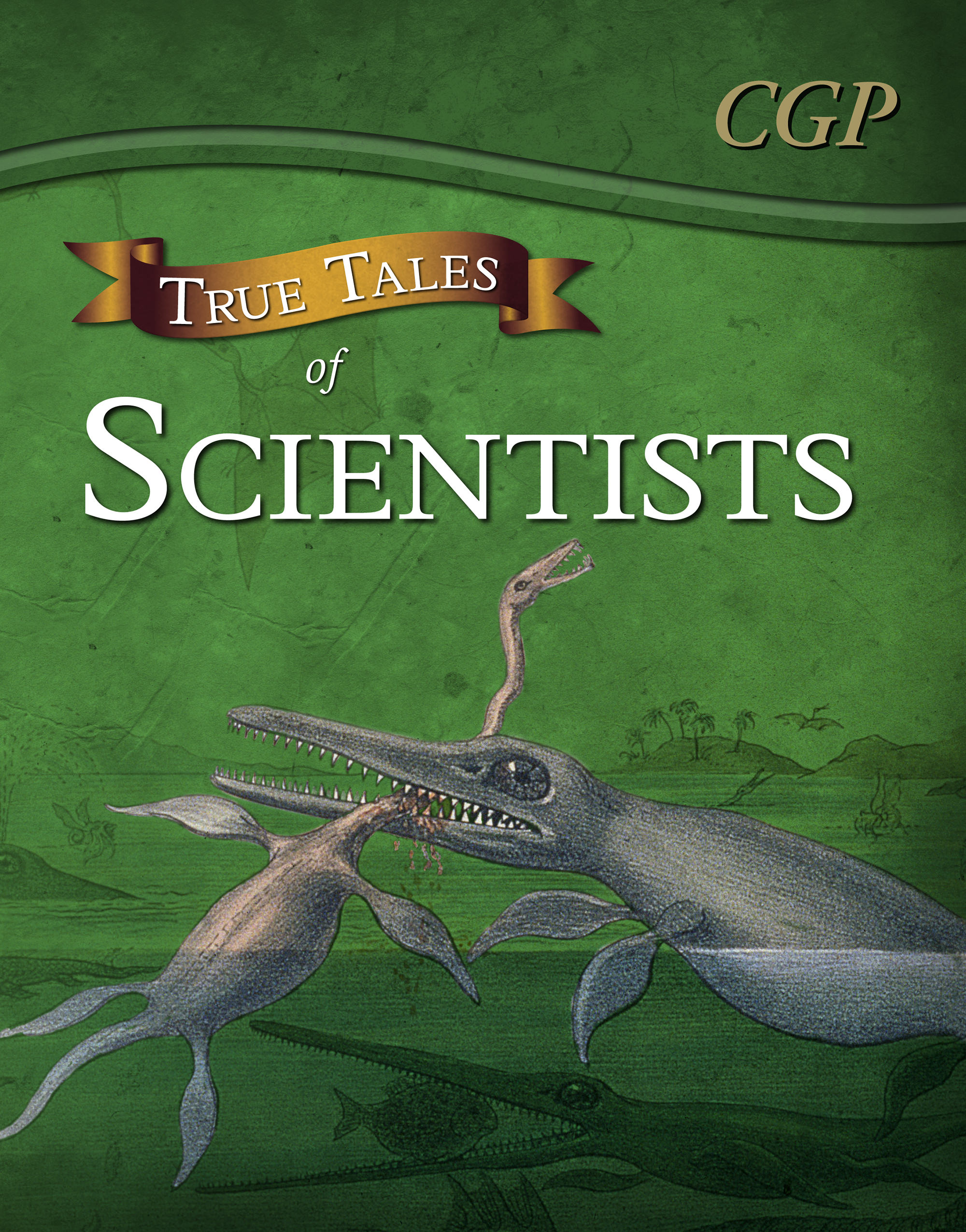 ASR21 - True Tales of Scientists — Reading Book: Alhazen, Anning, Darwin & Curie