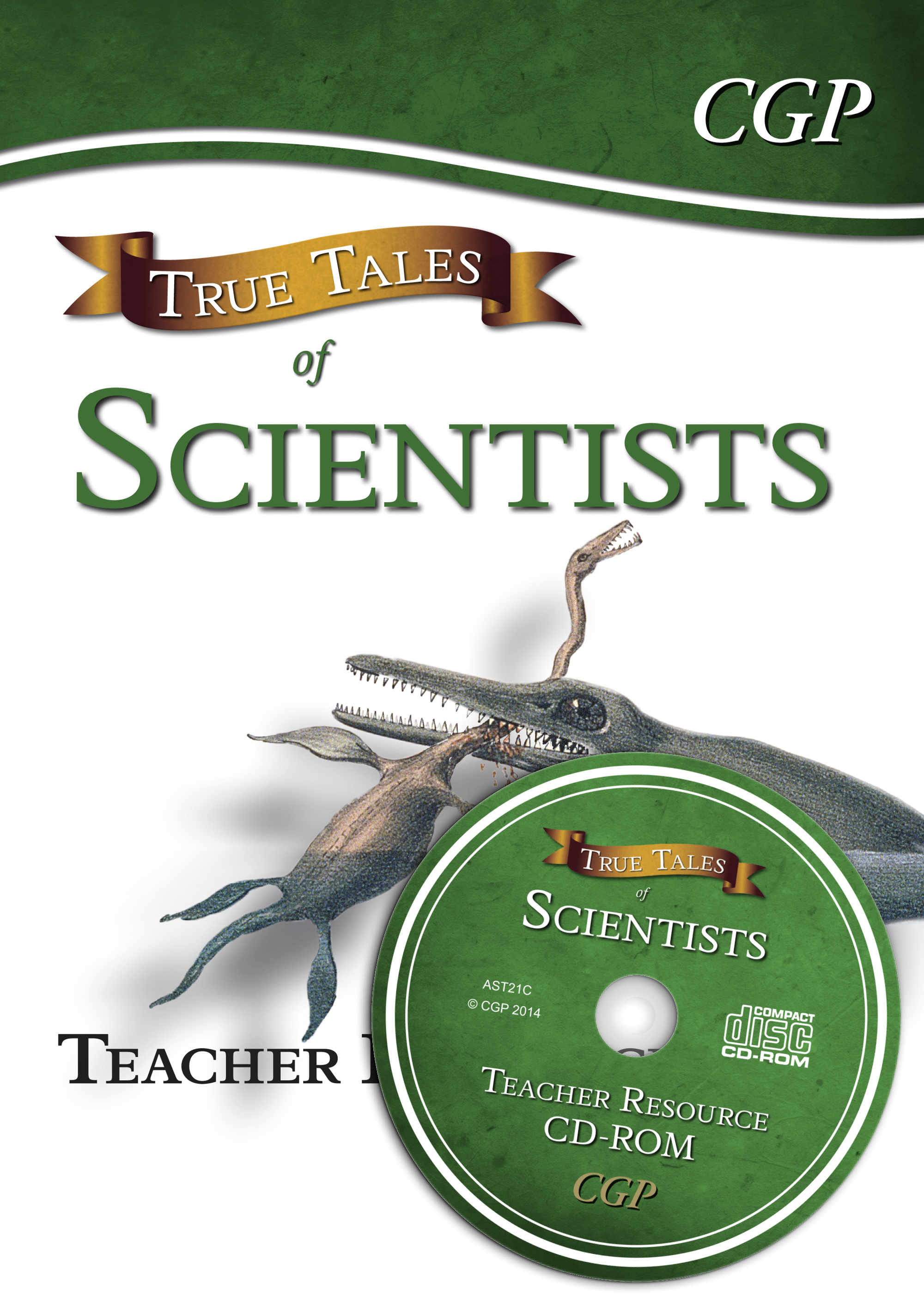 AST21 - True Tales of Scientists — Guided Reading Teacher Resource Pack