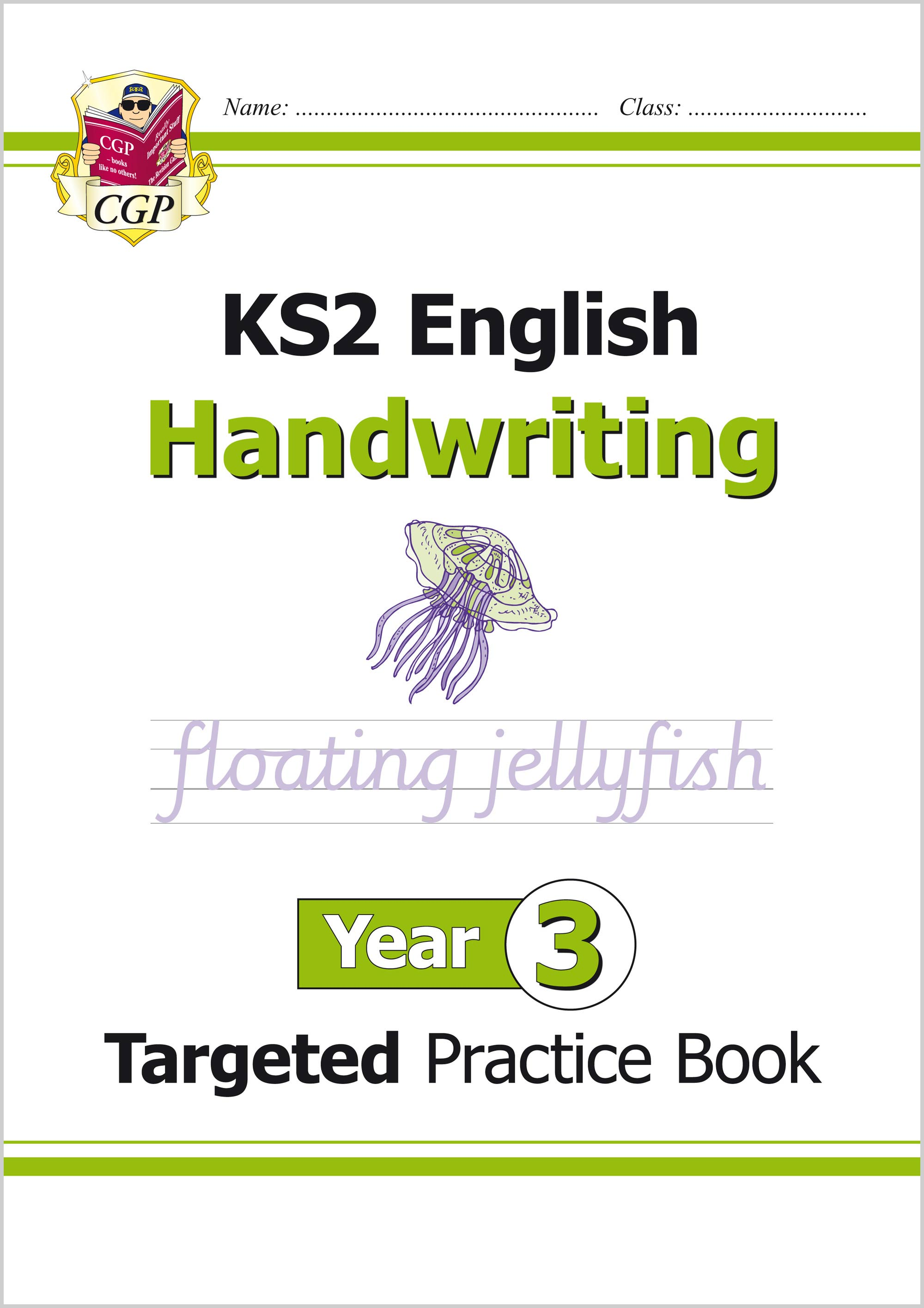 E3HHW22 - KS2 English Targeted Practice Book: Handwriting - Year 3