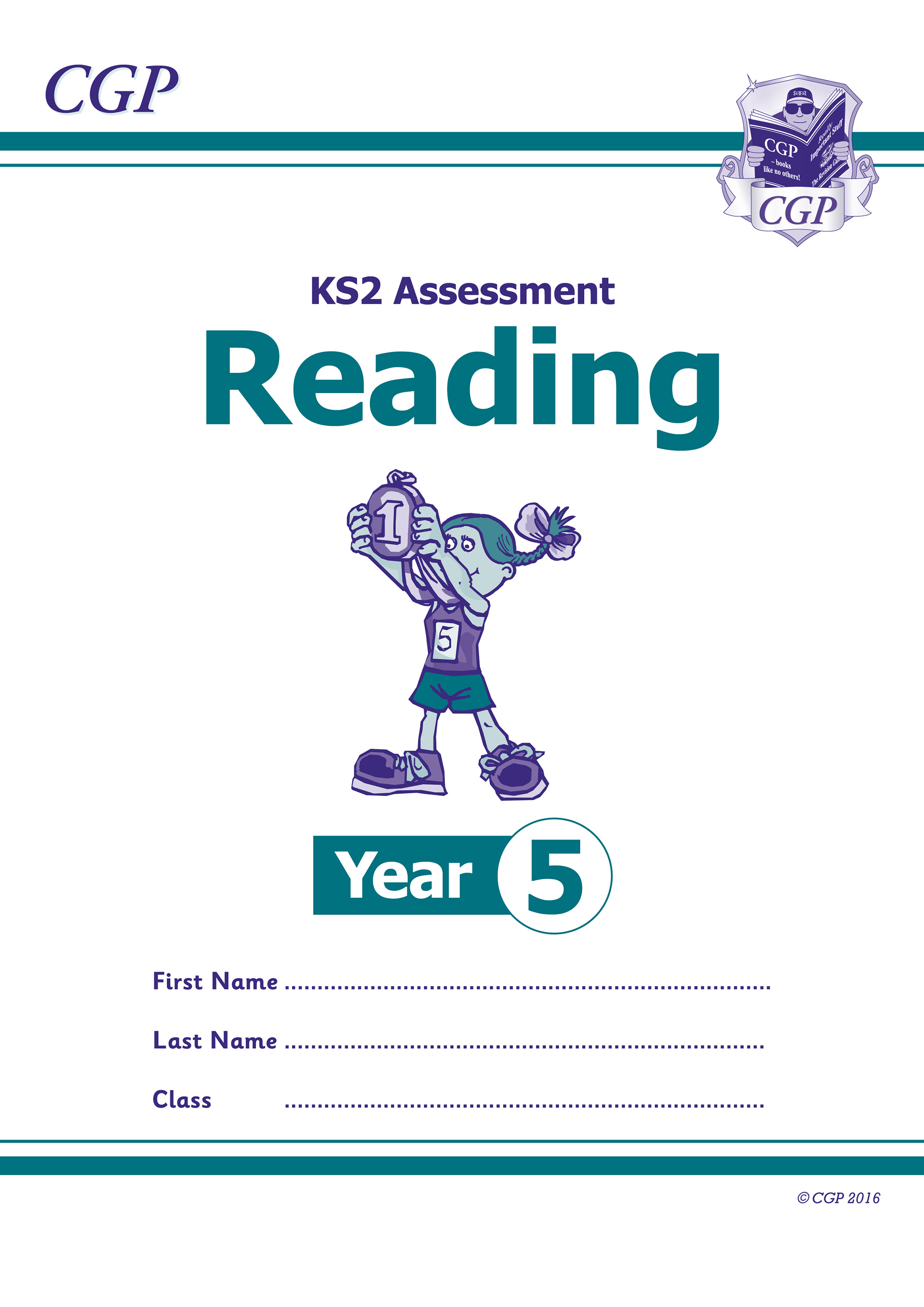 E5RP21 - KS2 Assessment: Reading - Year 5 Test