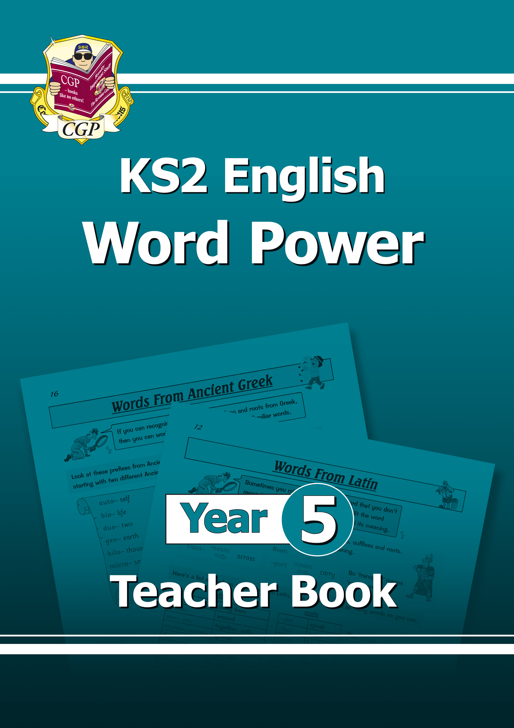 E5WPT21 - KS2 English Word Power: Teacher Book - Year 5