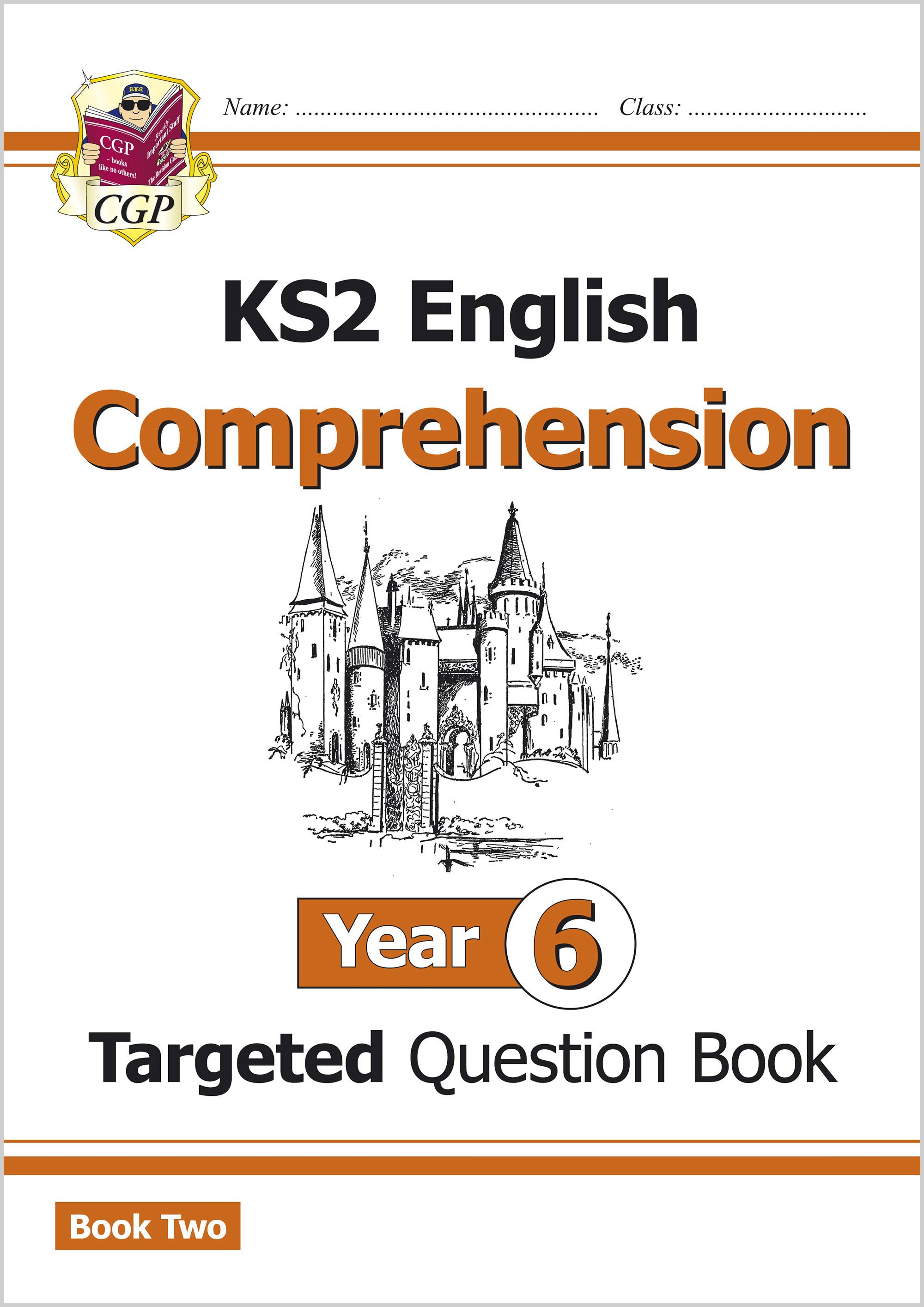 E6CW221 - New KS2 English Targeted Question Book: Year 6 Comprehension - Book 2