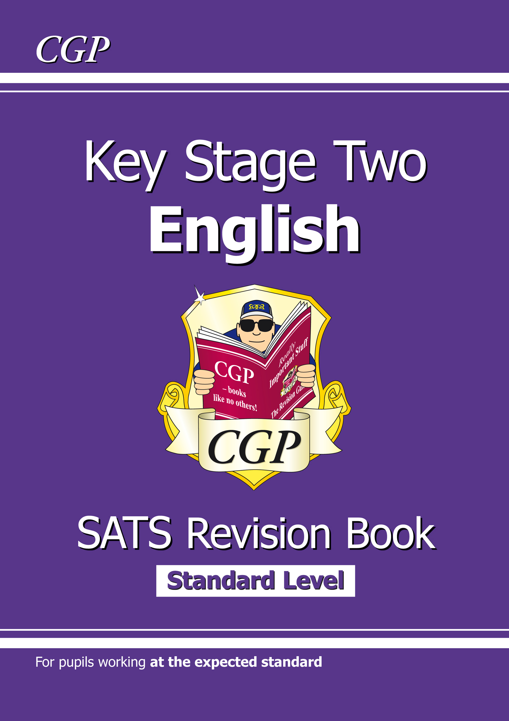 E6FR22 - KS2 English Targeted SATS Revision Book - Standard Level (for the 2019 tests)