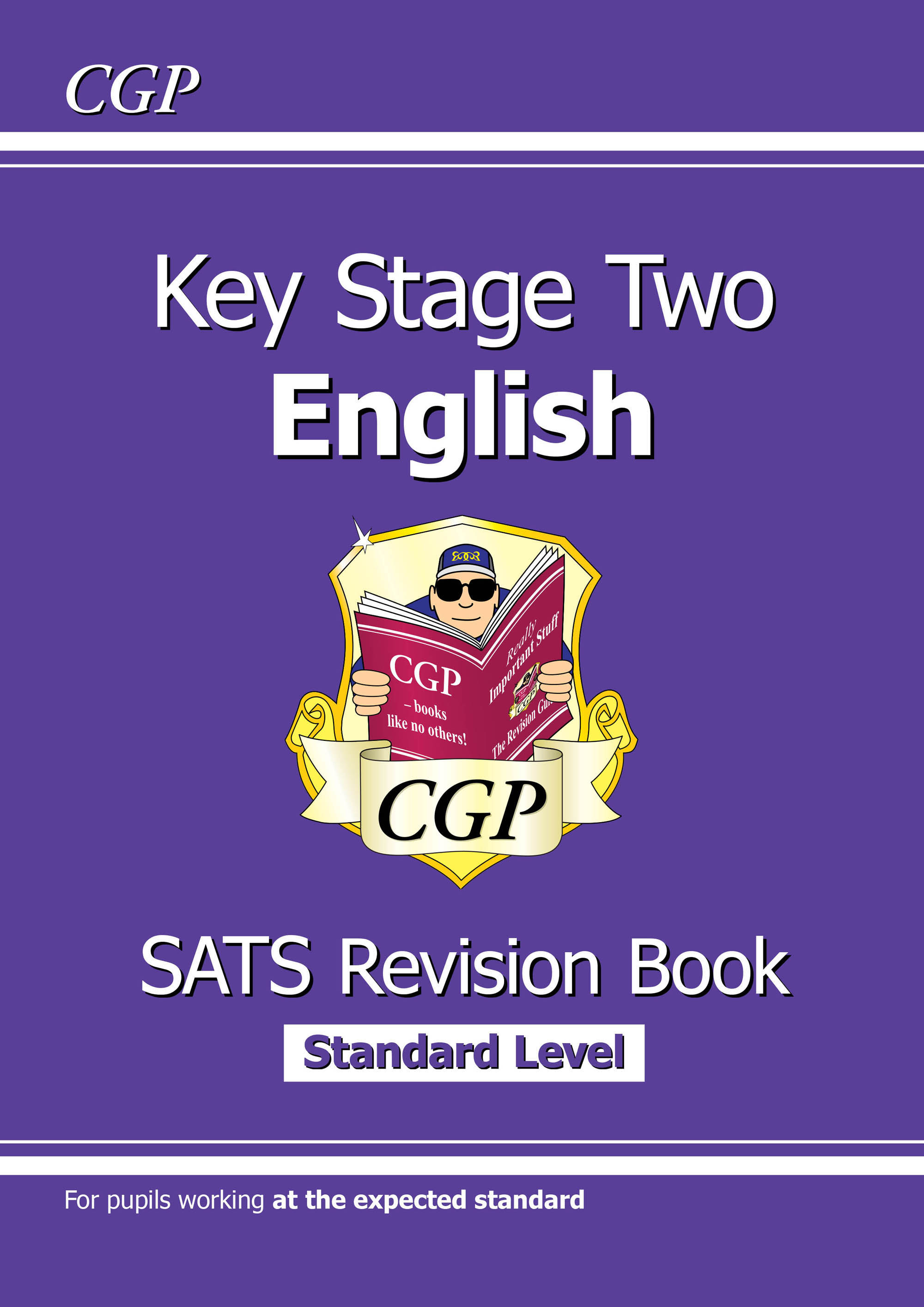 E6FR22DK - New KS2 English Targeted SATS Revision Book - Standard Level (for tests in 2018 and beyon