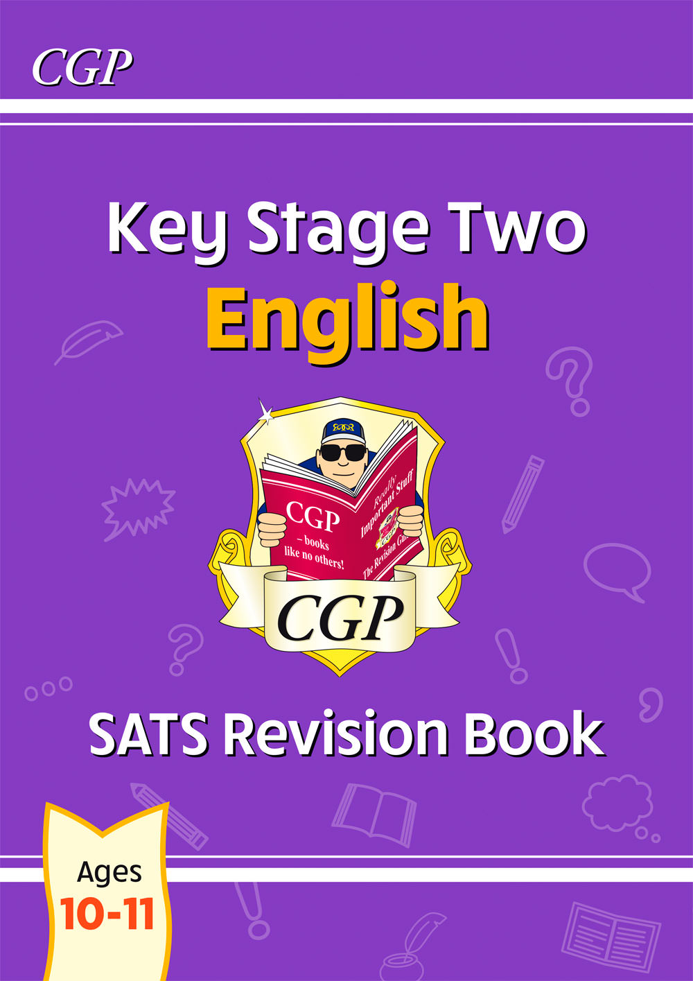 E6FR23 - New KS2 English SATS Revision Book - Ages 10-11 (for the 2020 tests)