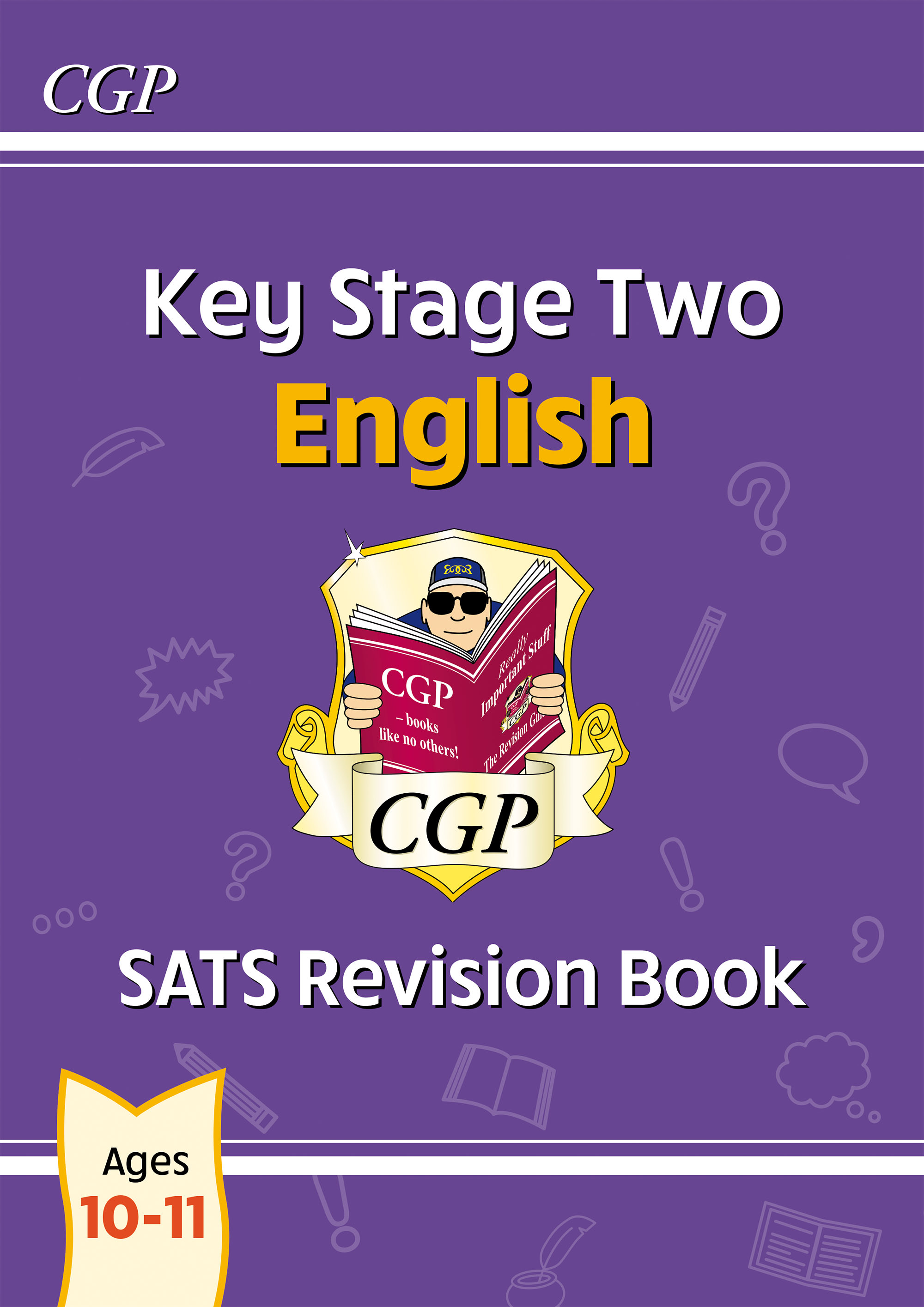 E6FR23D - New KS2 English SATS Revision Book - Ages 10-11 (for the 2021 tests) Online Edition