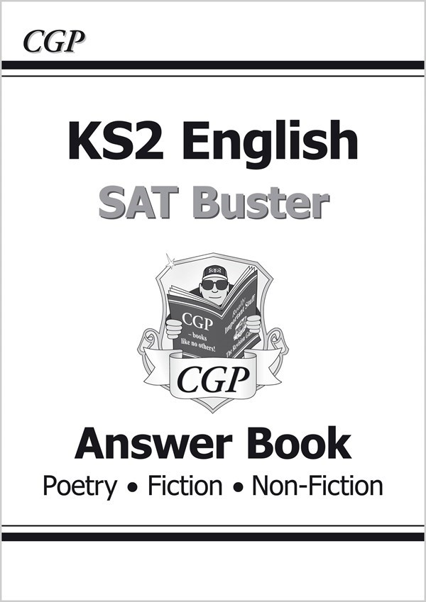 KS2 English Reading SAT Buster Answer Book 1 For The 2020