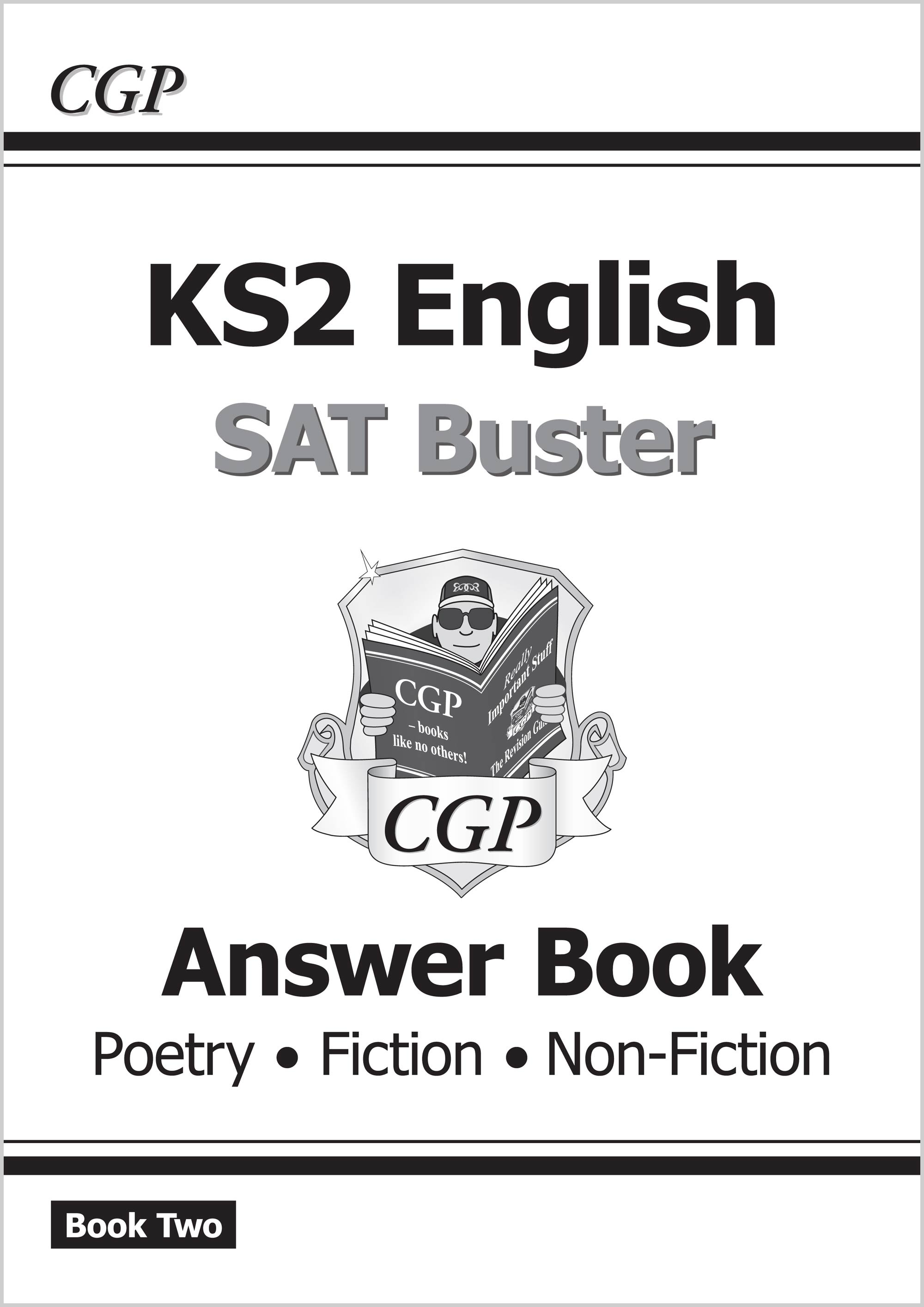 E6FRA221 - New KS2 English Reading SAT Buster: Answer Book 2 (for the 2019 tests)