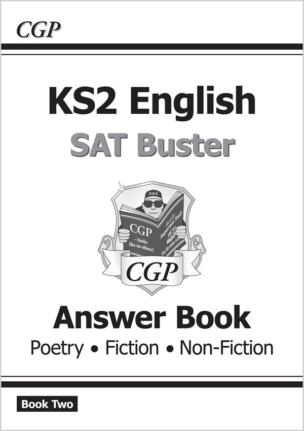 New KS2 English Reading SAT Buster: Fiction Book 2 (for the 2020 tests)