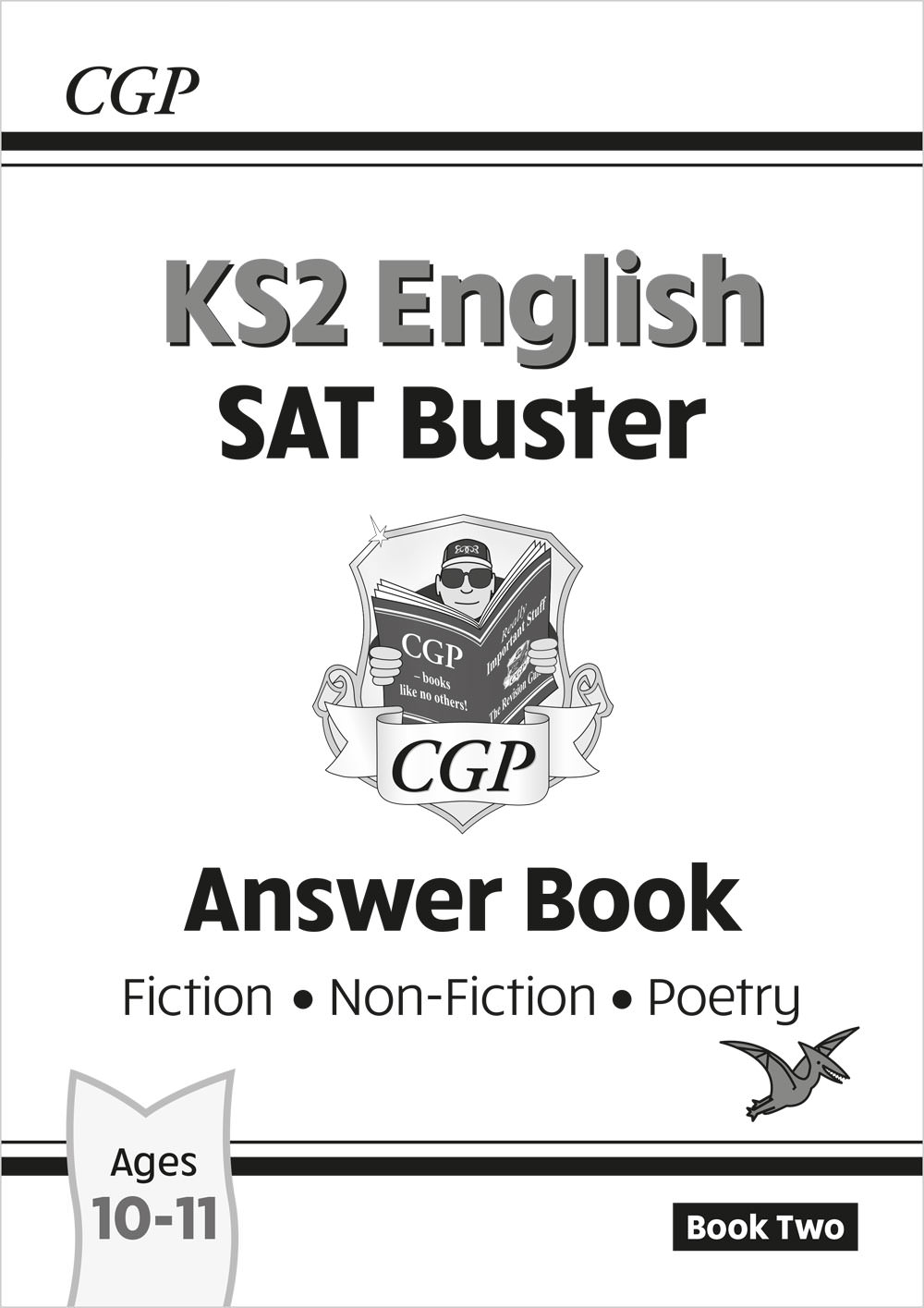 E6FRA222 - New KS2 English Reading SAT Buster: Answer Book 2 (for the 2021 tests)