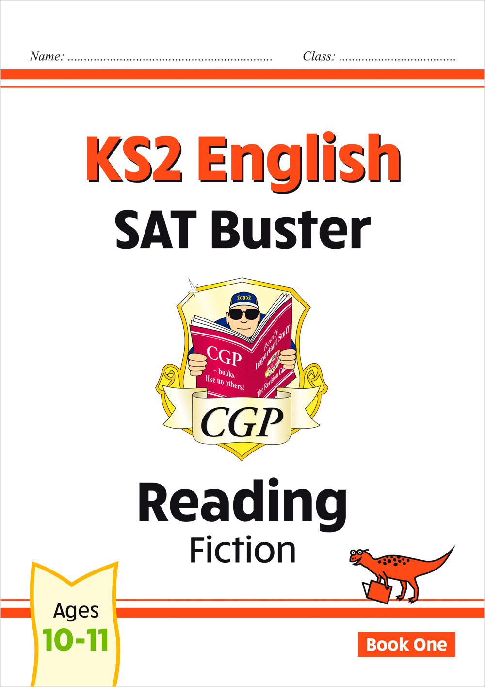 E6FRF22 - New KS2 English Reading SAT Buster: Fiction - Book 1 (for the 2020 tests)