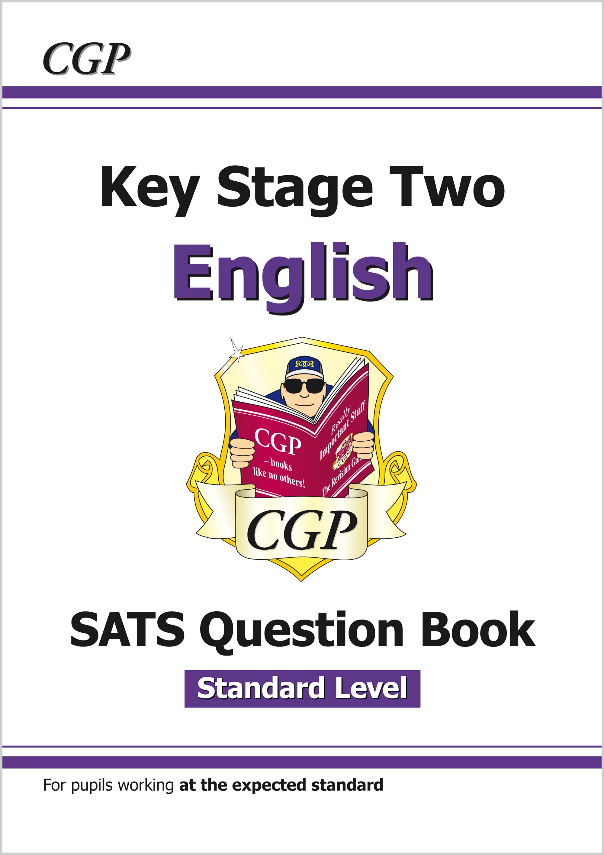 E6FW22 - KS2 English Targeted SATS Question Book - Standard Level (for the 2019 tests)