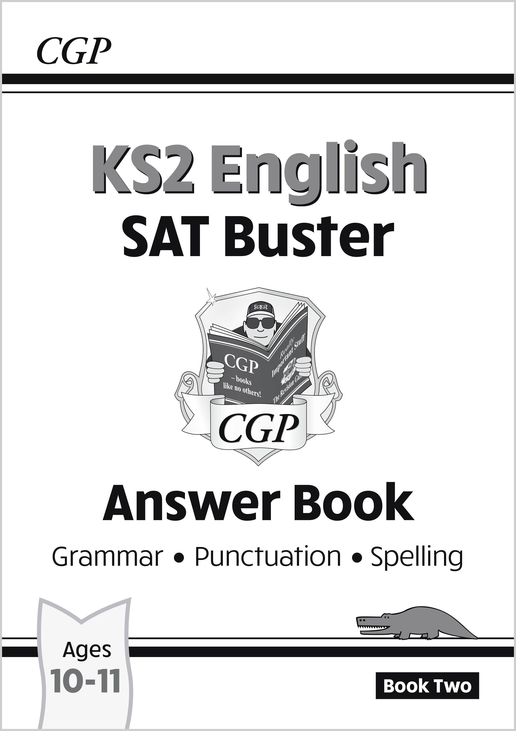 E6GA223 - New KS2 English SAT Buster: Grammar, Punctuation & Spelling - Answer Book 2