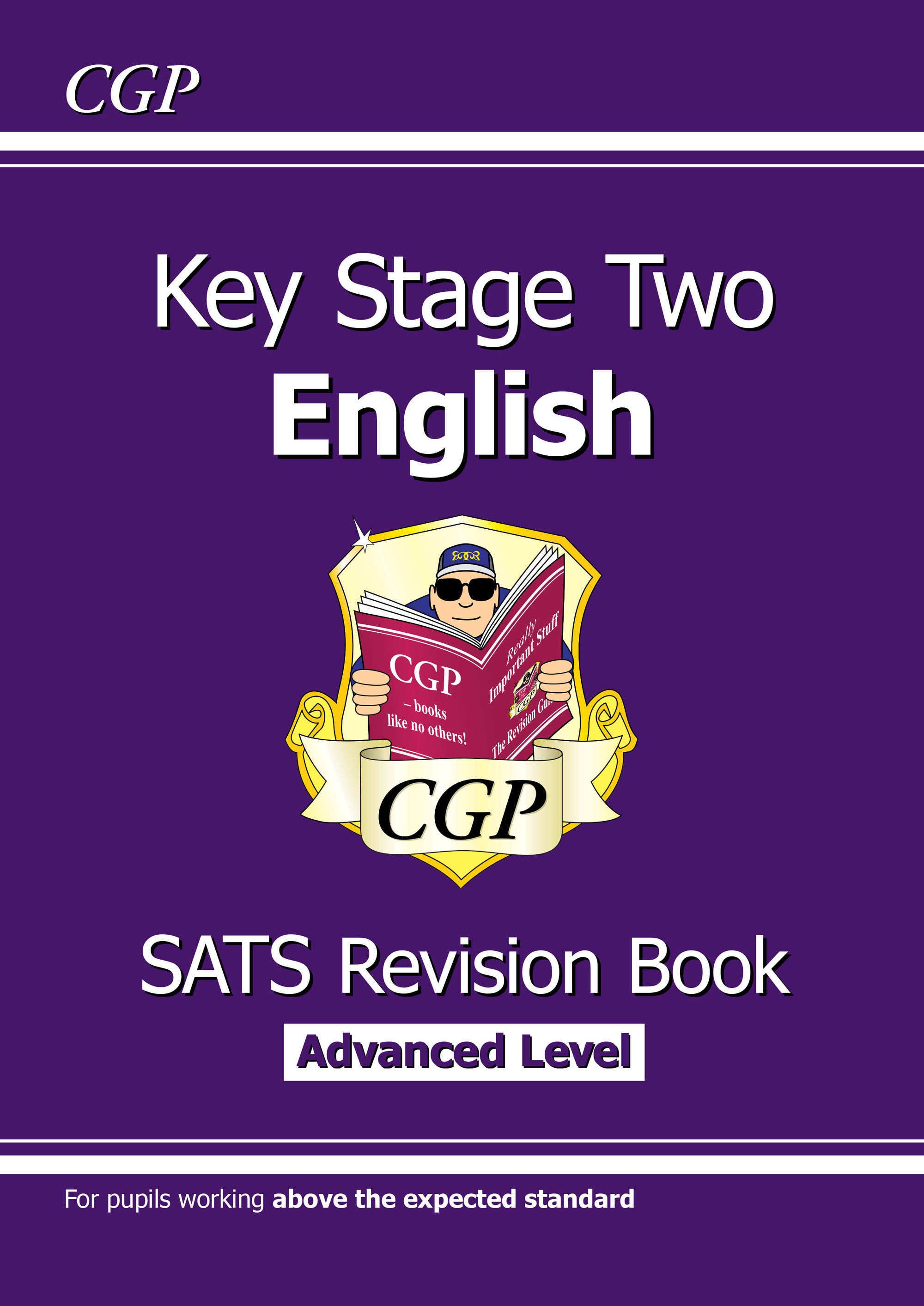 E6HR22DK - New KS2 English Targeted SATS Revision Book - Advanced Level (for tests in 2018 and beyon