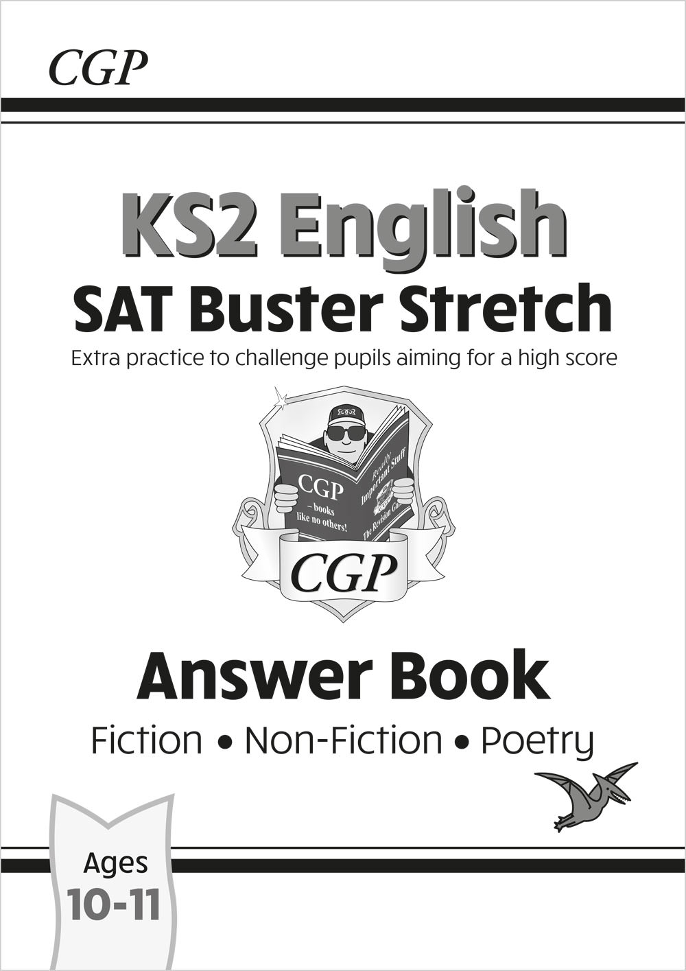 E6HRA22 - New KS2 English Reading SAT Buster Stretch: Answer Book