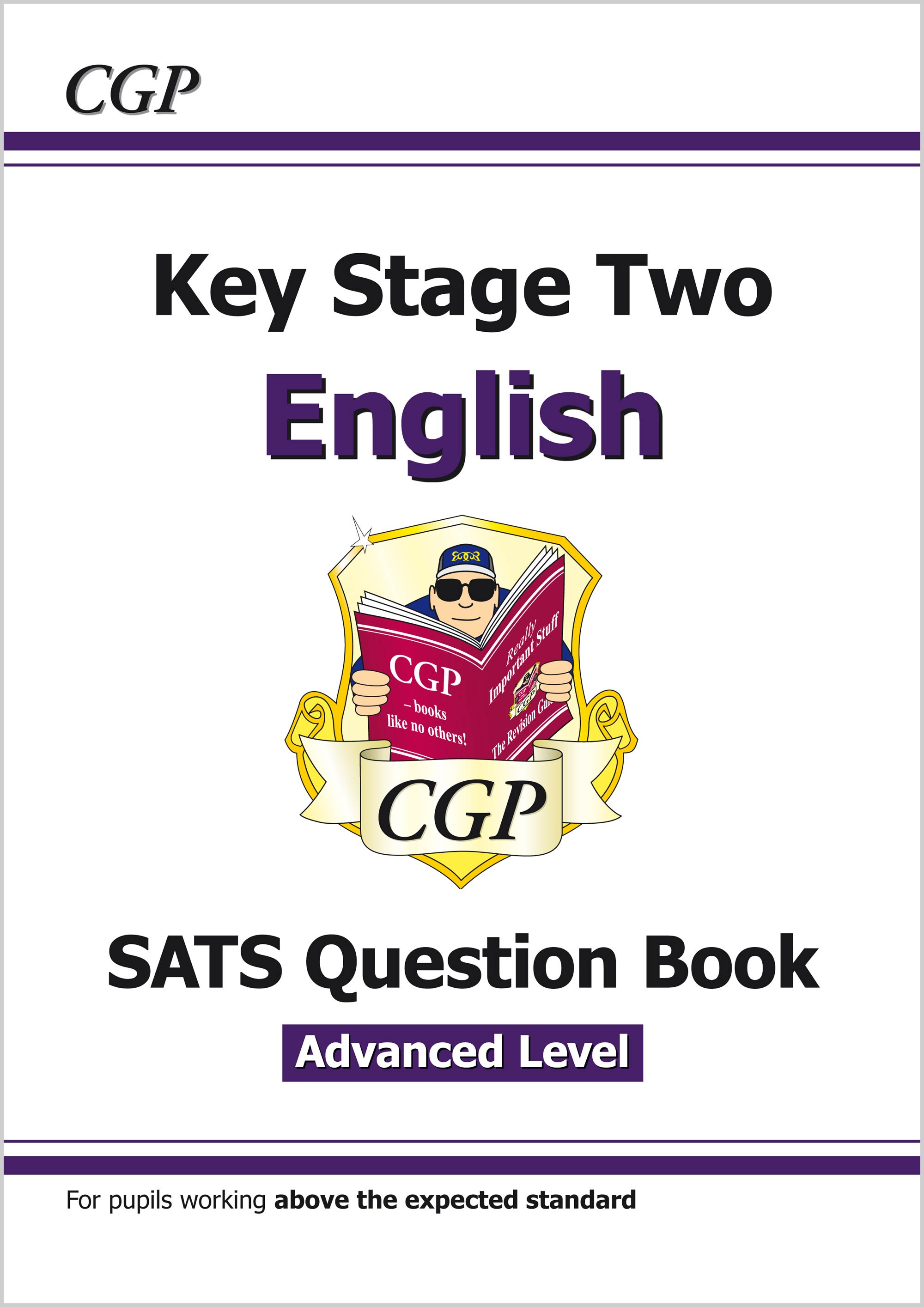 E6HW22 - KS2 English Targeted SATS Question Book - Advanced Level (for tests in 2018 and beyond)