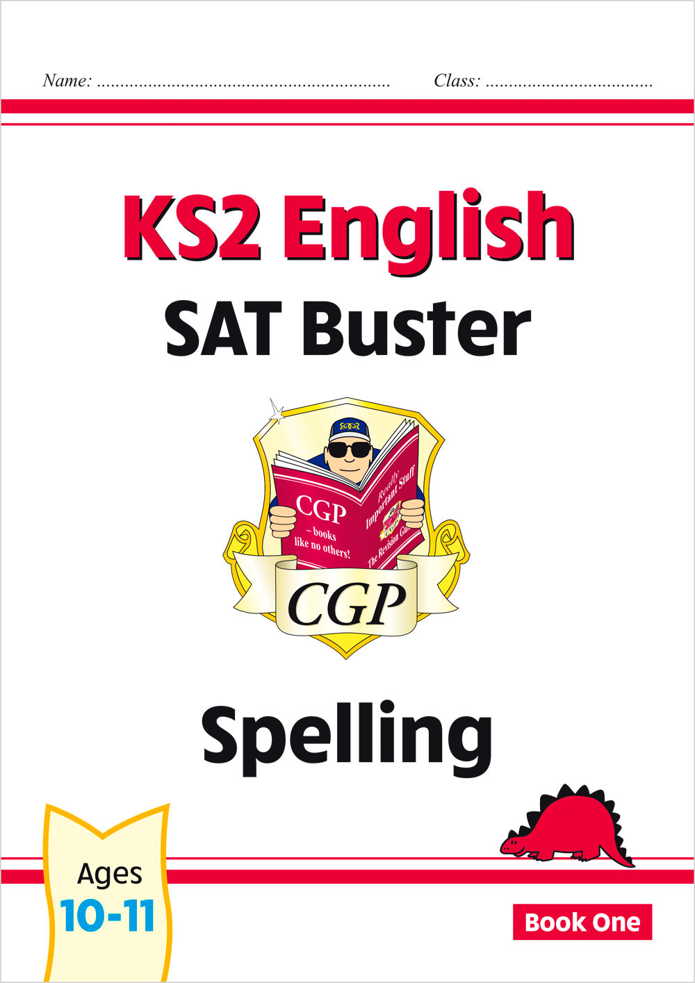 E6S24 - New KS2 English SAT Buster: Spelling - Book 1