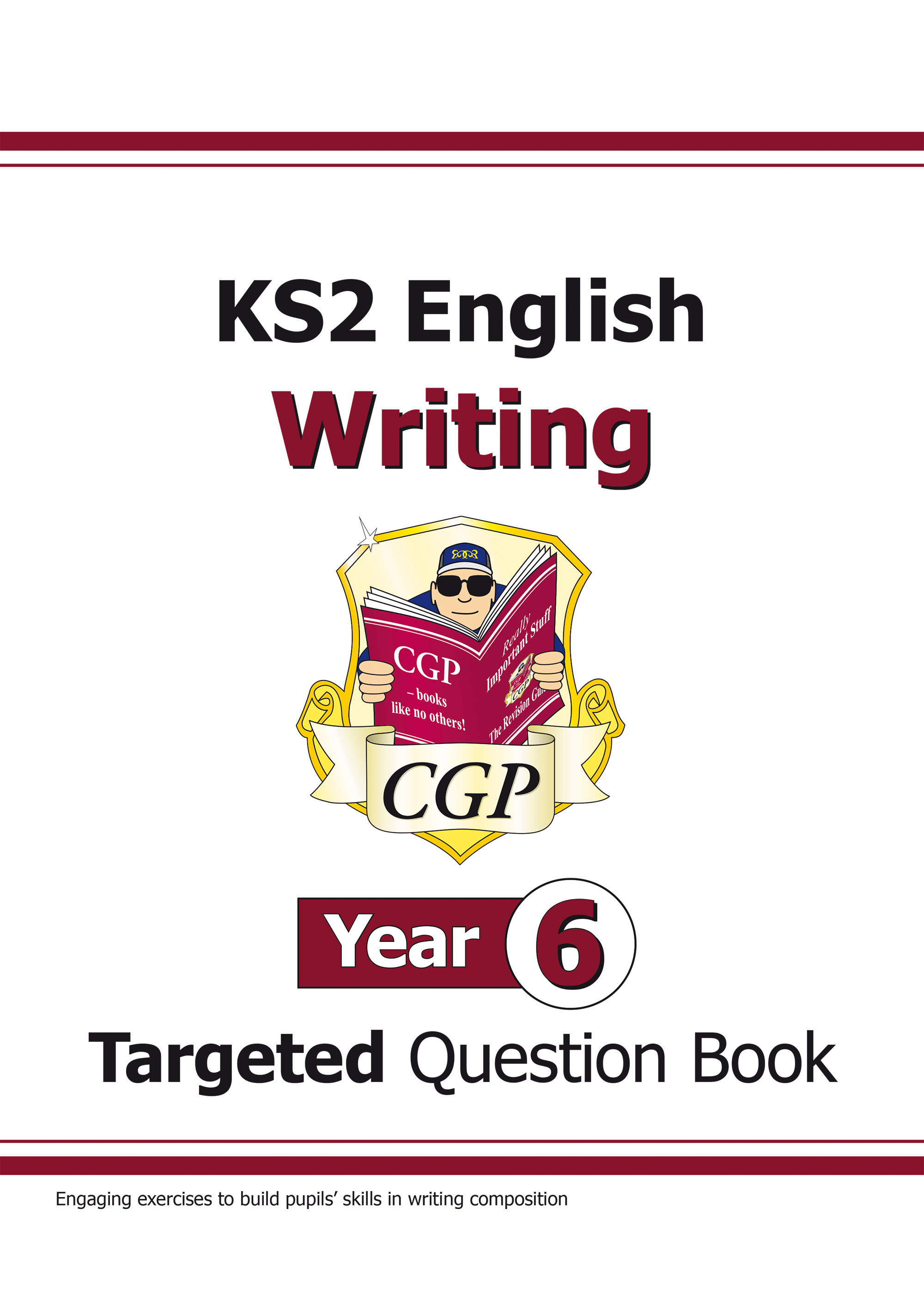 E6WW21DK - KS2 English Writing Targeted Question Book - Year 6