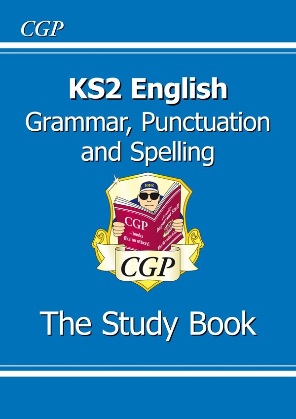 Ks2 English Grammar Punctuation And Spelling Study Book For The