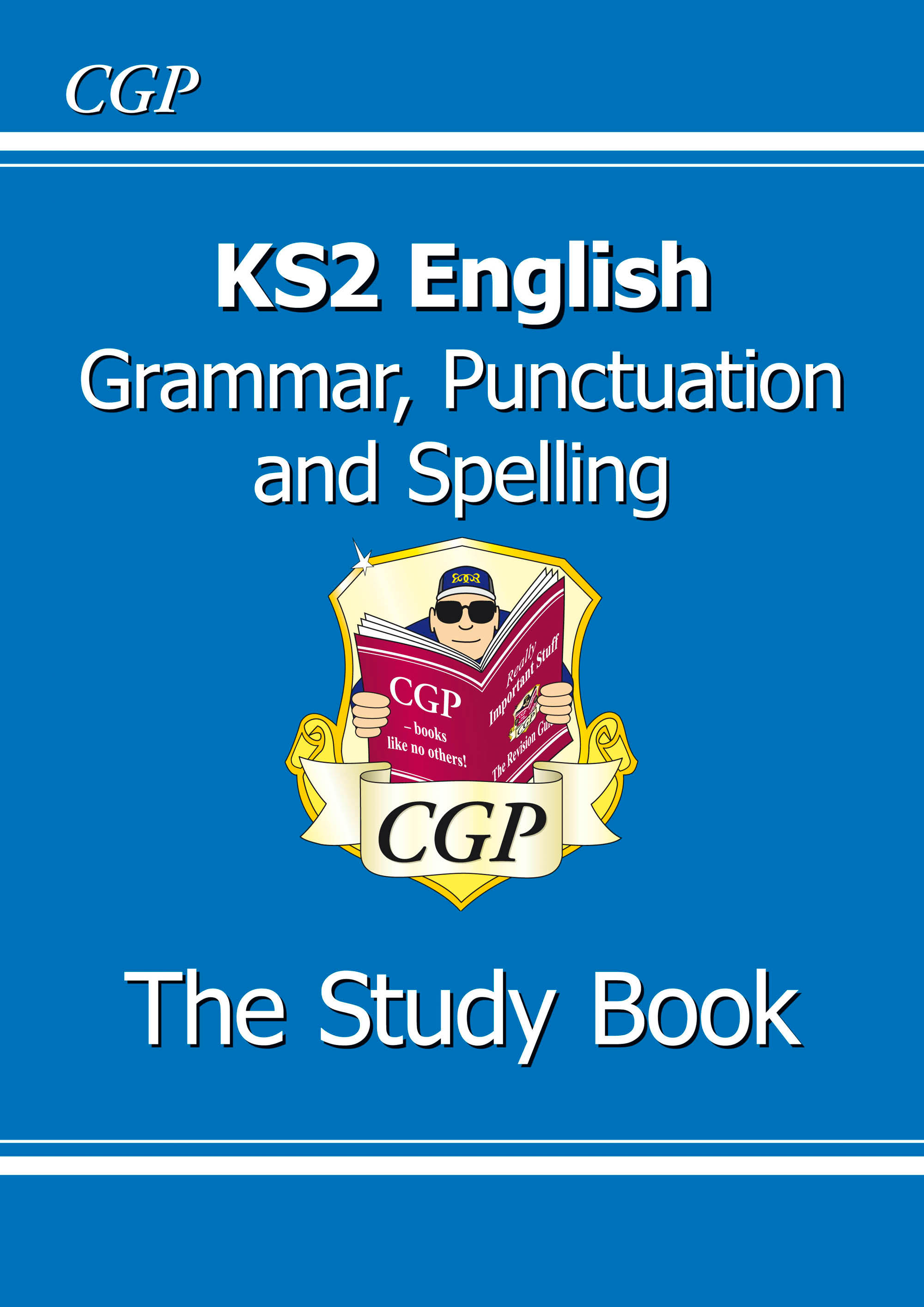 EGR23DK - KS2 English: Grammar, Punctuation and Spelling Study Book (for tests in 2018 and beyond)