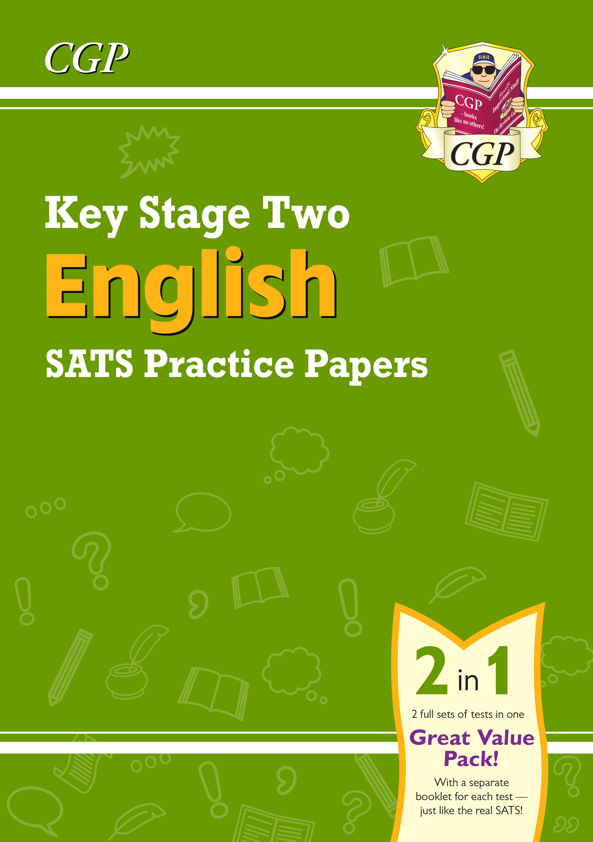 EHB27 - New KS2 English SATS Practice Papers (for the 2020 tests)