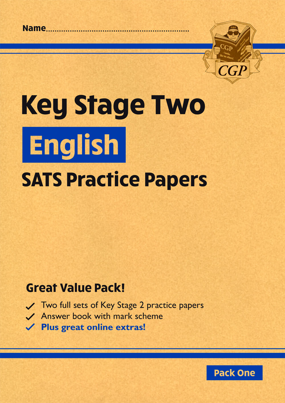 EHEP27 - New KS2 English SATS Practice Papers: Pack 1 (with free Online Extras)