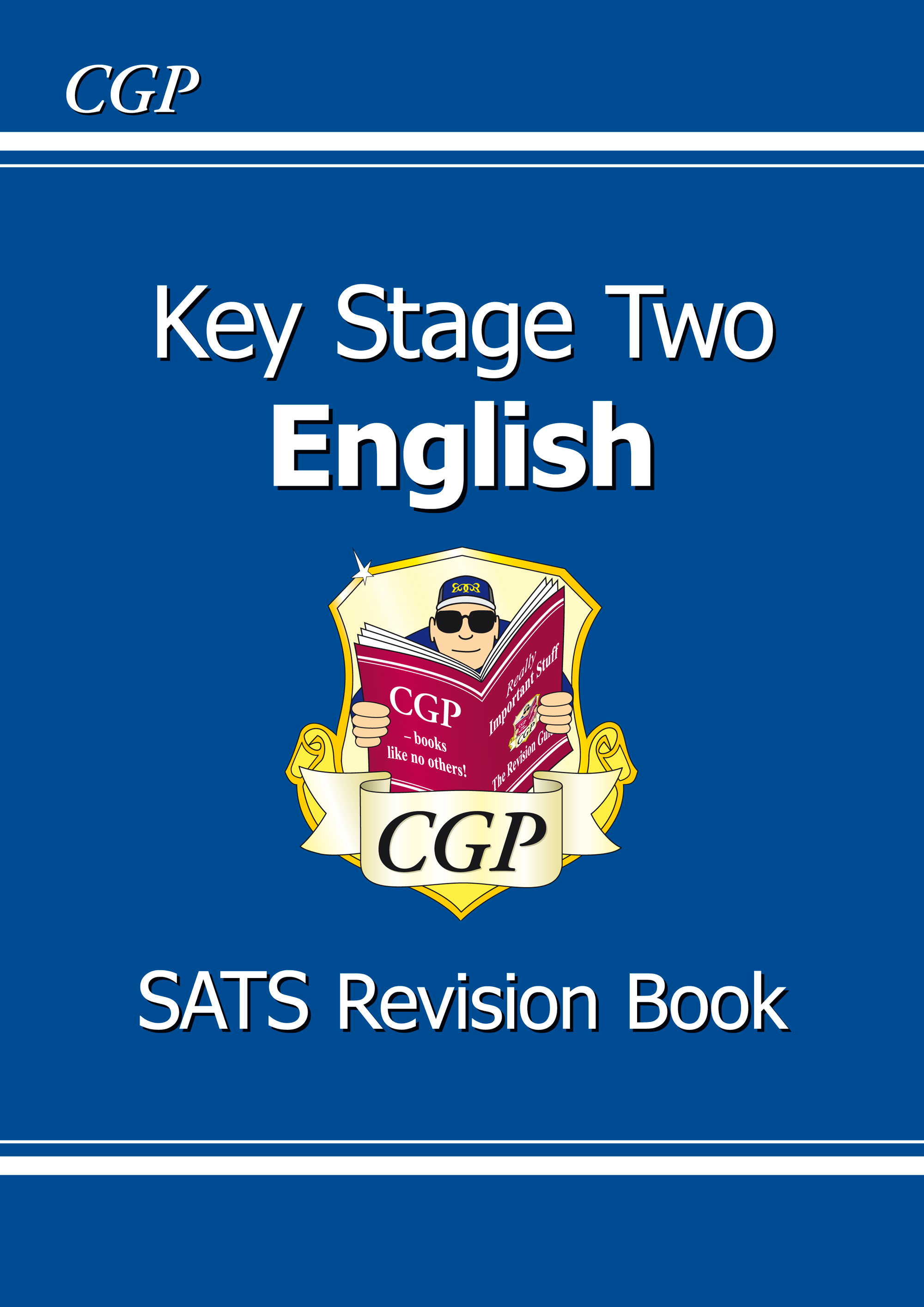 EHR25 - KS2 English SATS Revision Book (for the 2019 tests)