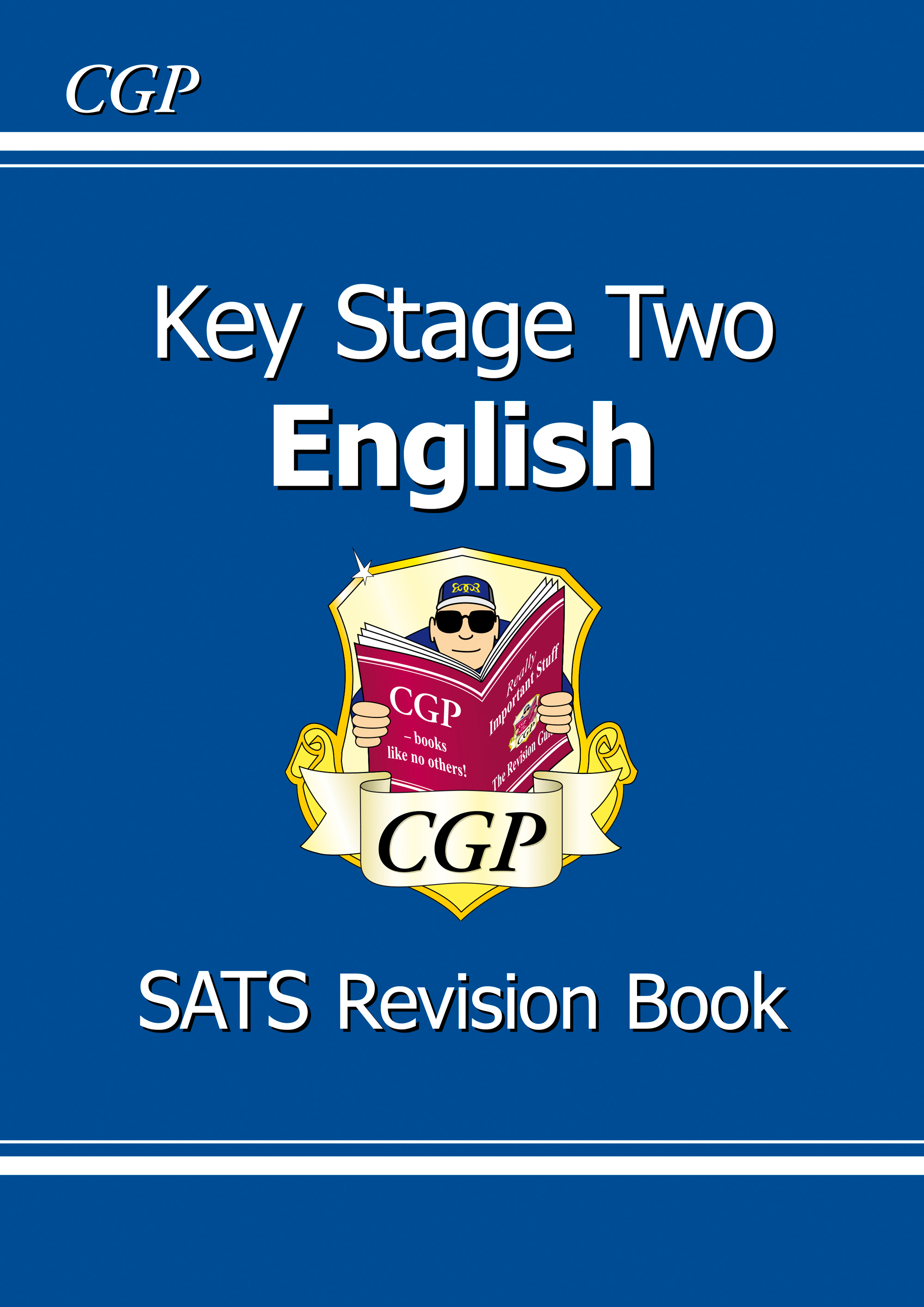 EHR25DK - KS2 English SATS Revision Book (for tests in 2018 and beyond)
