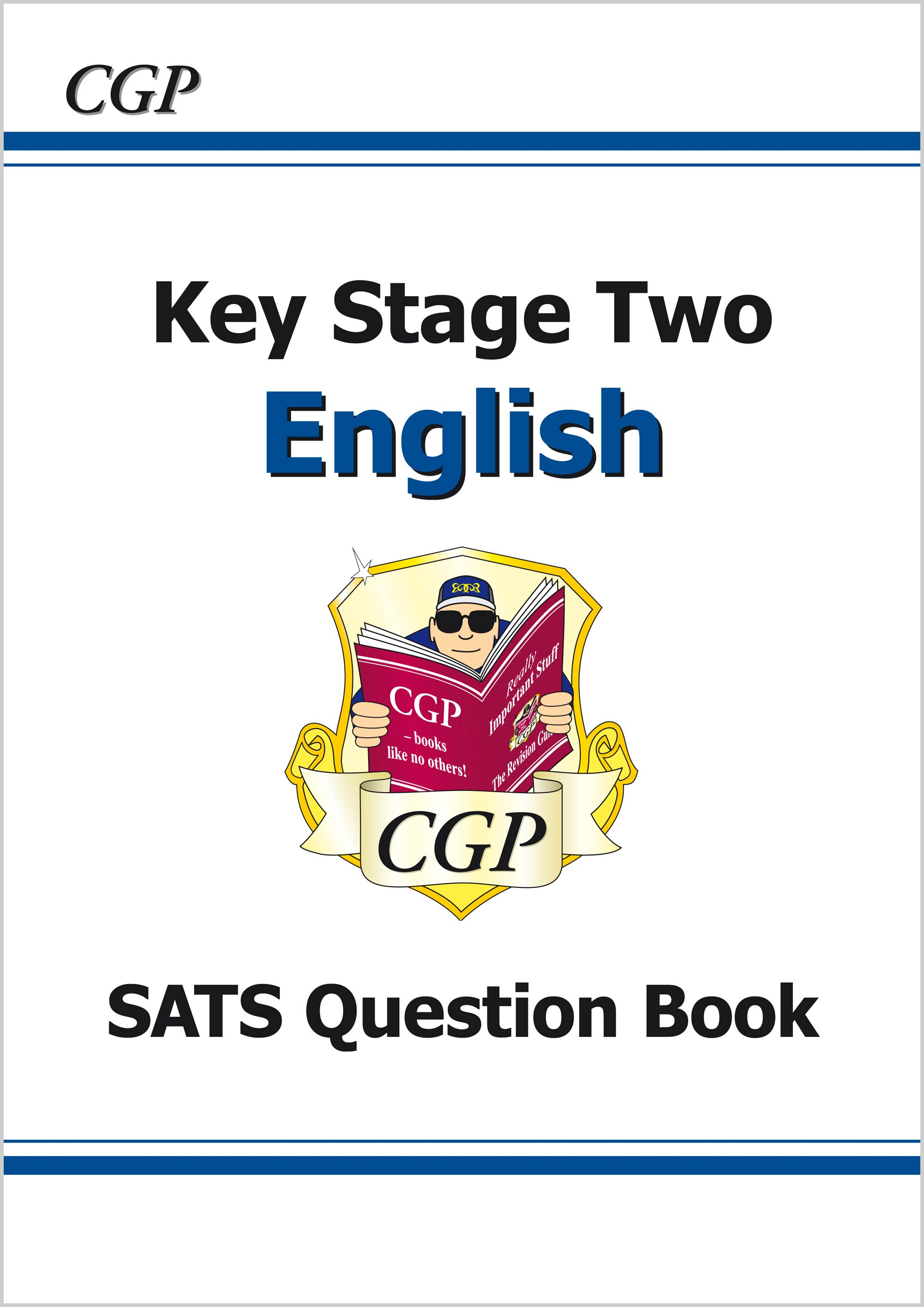 EHW25 - KS2 English SATS Question Book (for tests in 2018 and beyond)