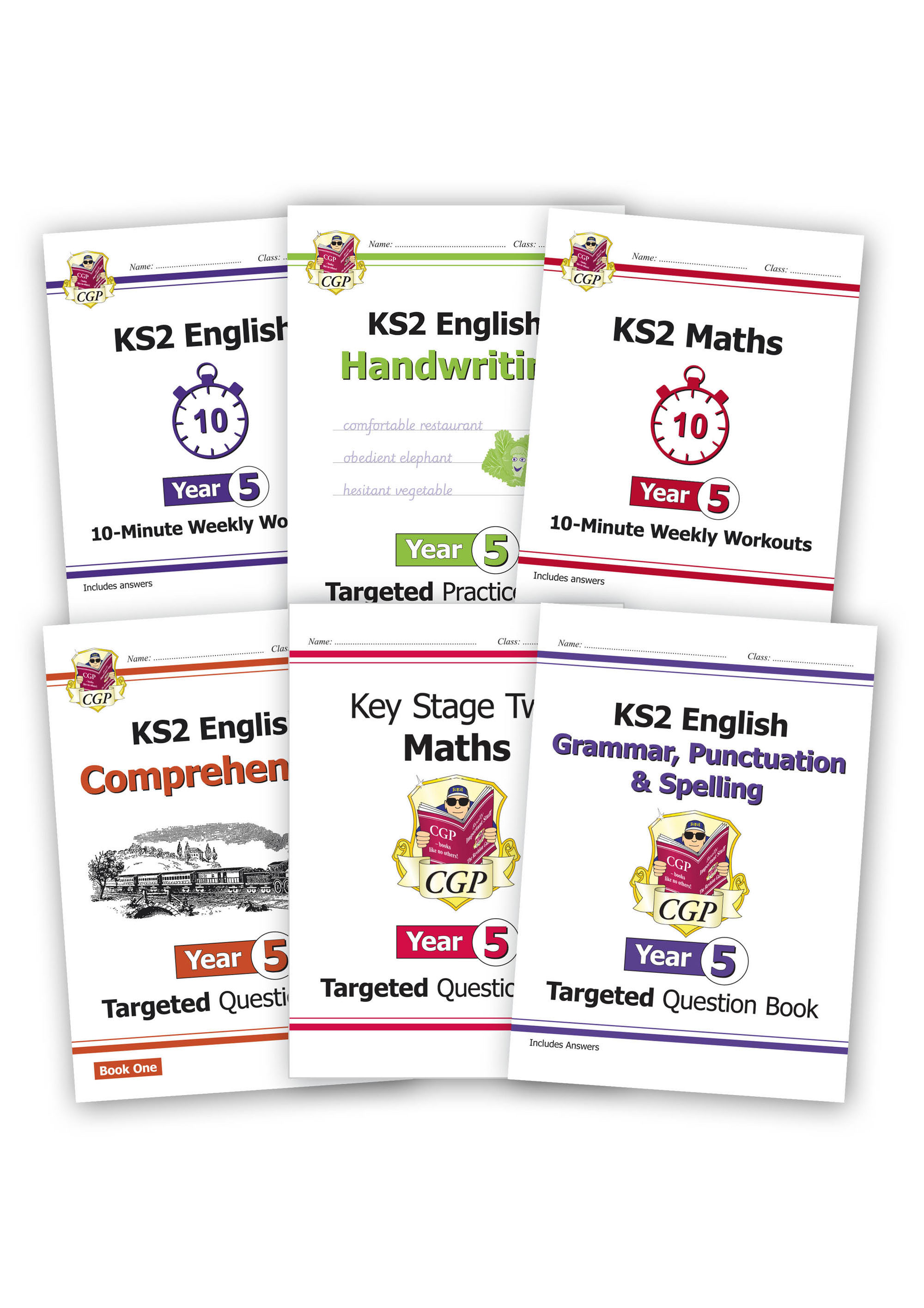 EM5HSB26 - Year 5 Home Learning Bundle: Maths & English