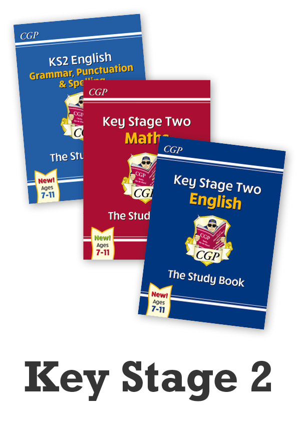 EMSTBB21 - Key Stage Two Catch-Up Essentials: Study Book Bundle - Ages 7-11
