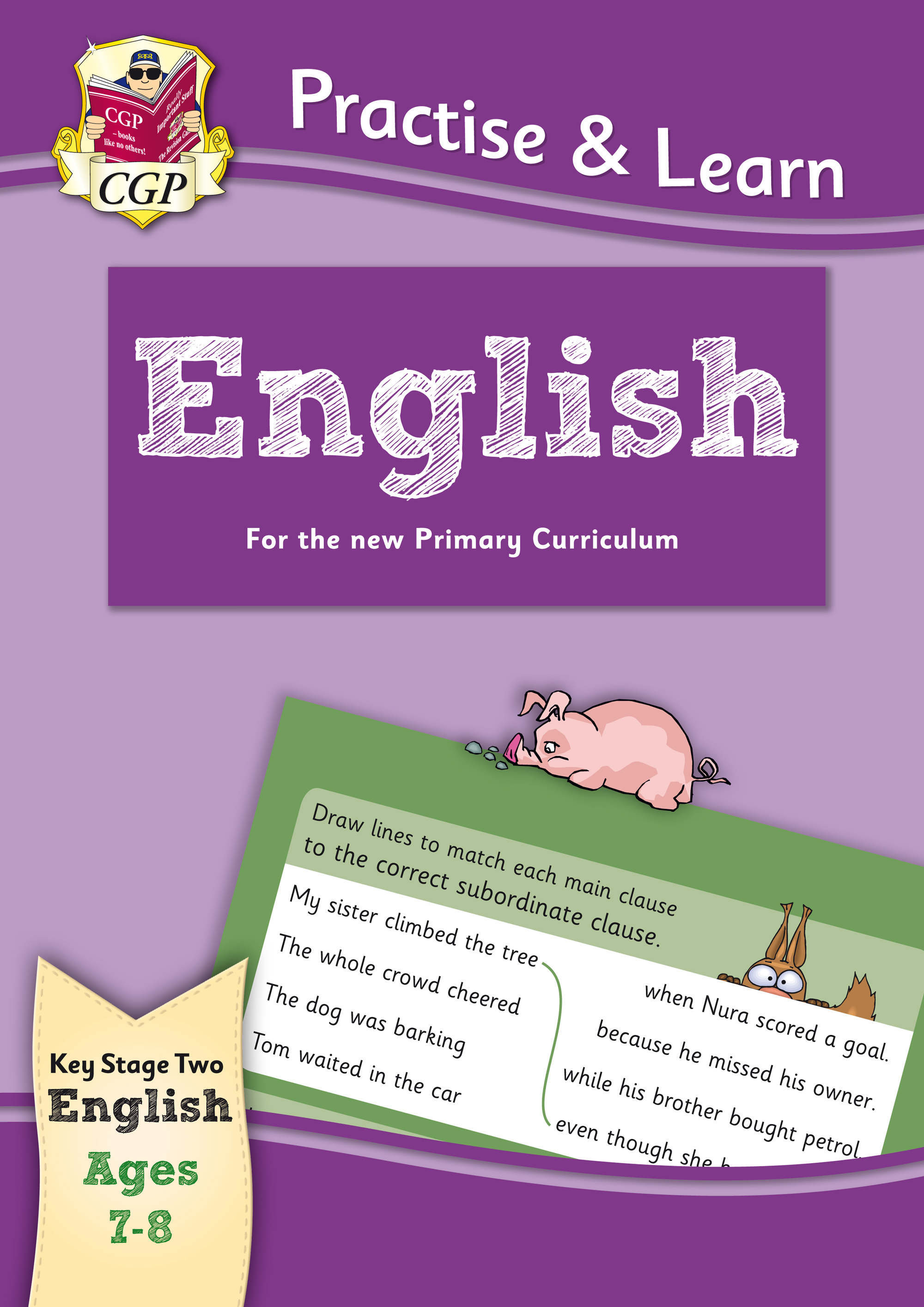 EP3Q22 - New Practise & Learn: English for Ages 7-8