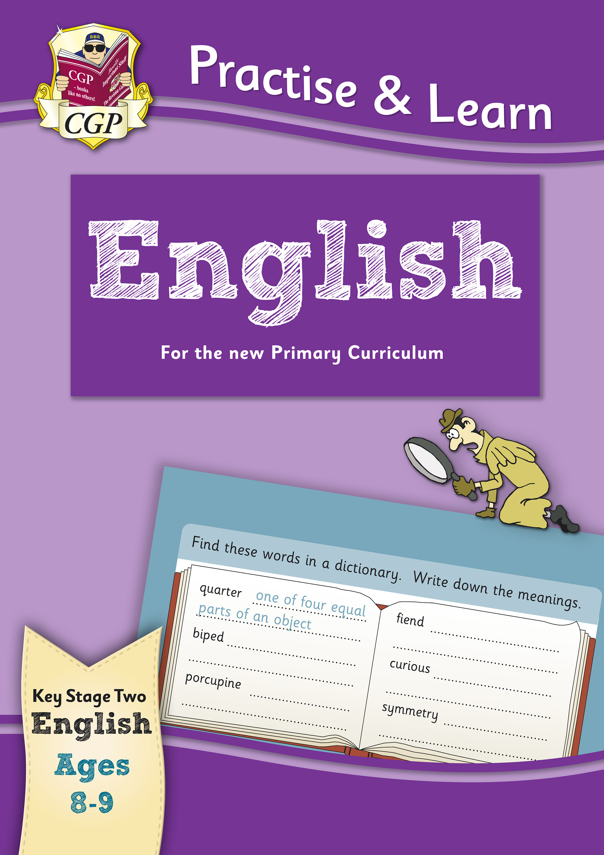 EP4Q22 - New Practise & Learn: English for Ages 8-9